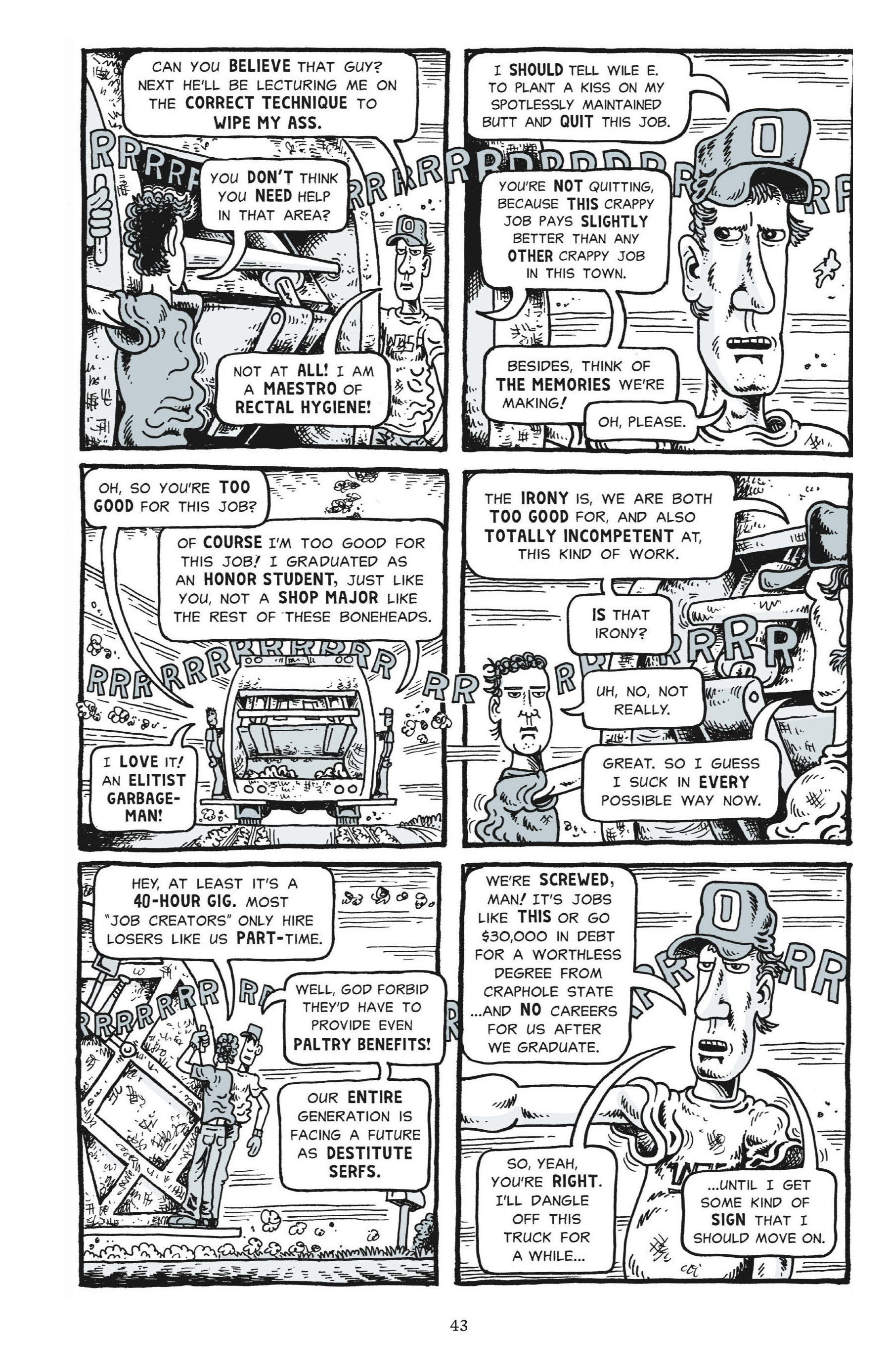 Read online Trashed comic -  Issue # Full - 44