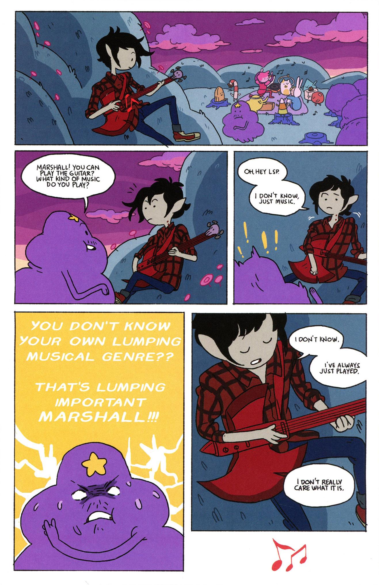 Read online Adventure Time Comics comic -  Issue #8 - 4