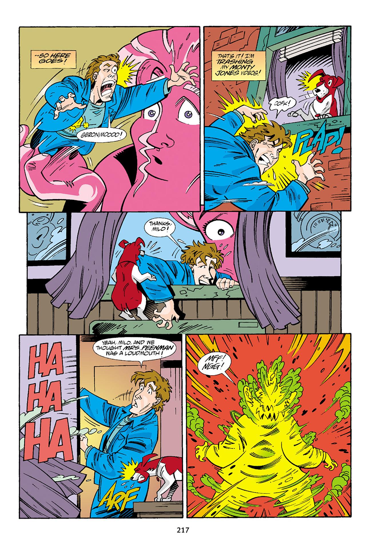 Read online Adventures Of The Mask Omnibus comic -  Issue #Adventures Of The Mask Omnibus Full - 216