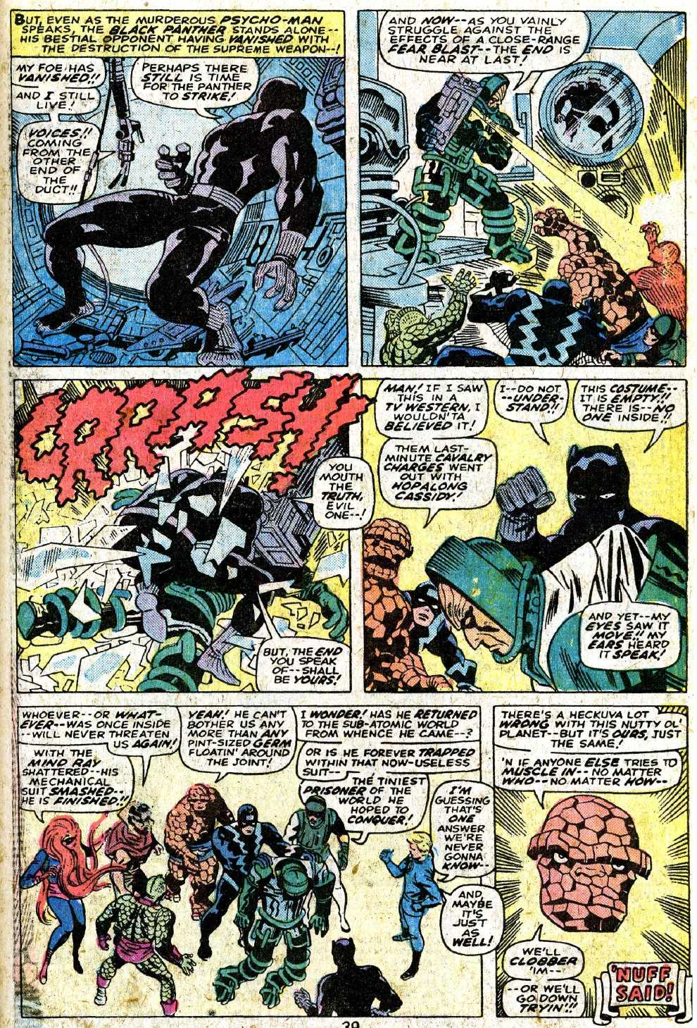 Giant-Size Fantastic Four issue 5 - Page 41