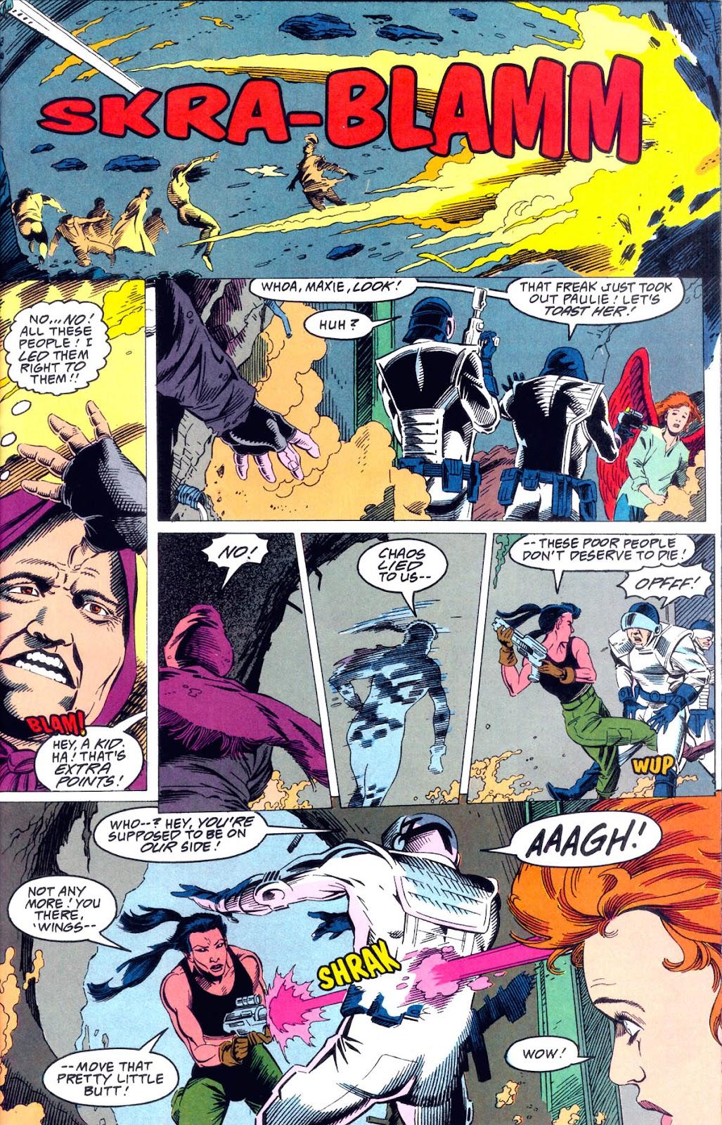 Read online Team Titans comic -  Issue #1b - 18