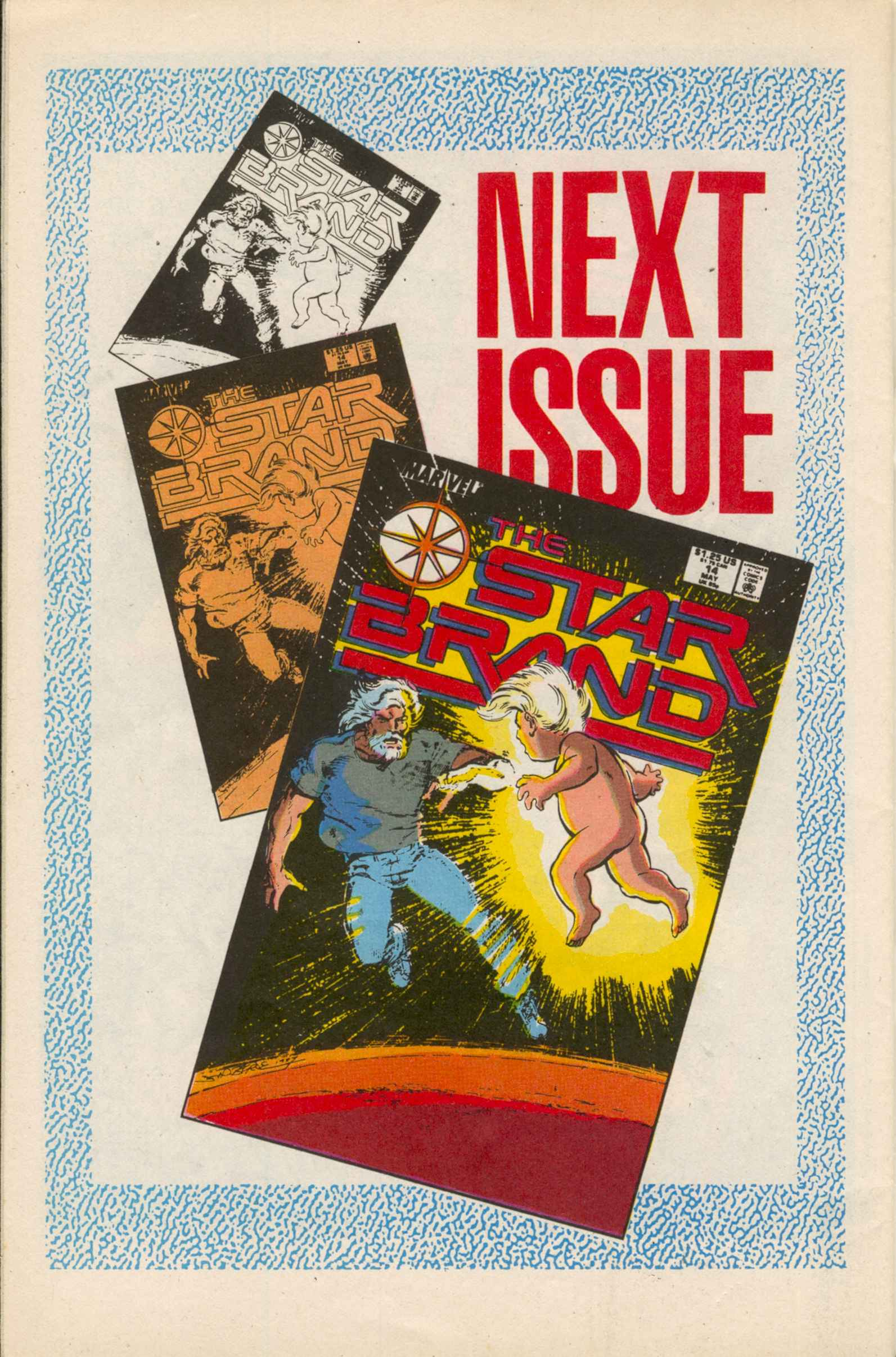 Read online Star Brand comic -  Issue #13 - 32
