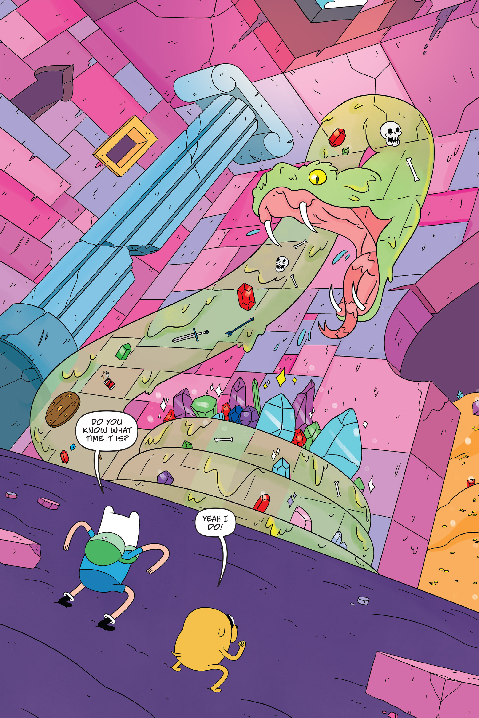 Read online Adventure Time: The Four Castles comic -  Issue #Adventure Time: The Four Castles TPB - 6