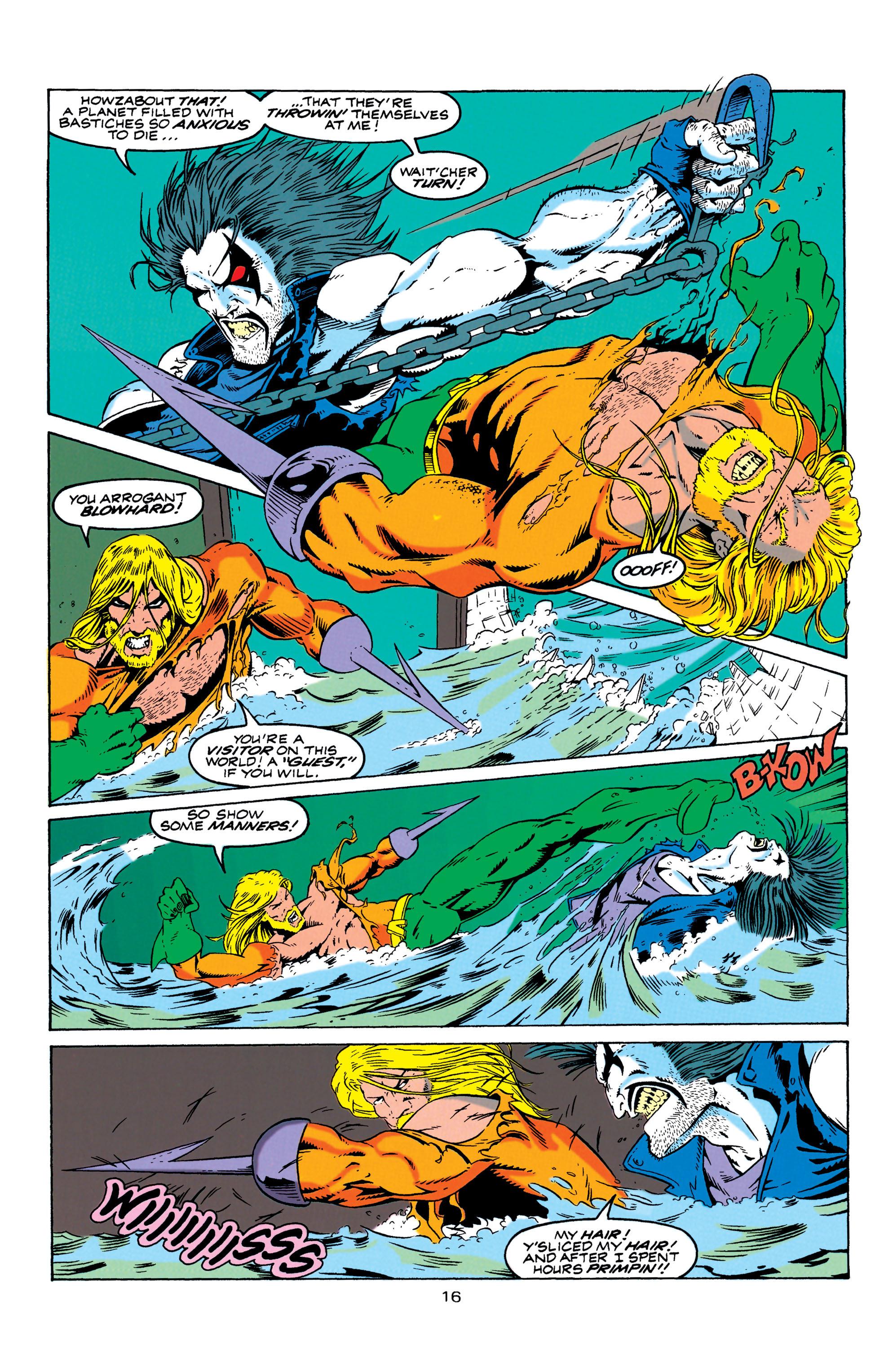 Read online Aquaman (1994) comic -  Issue #4 - 17