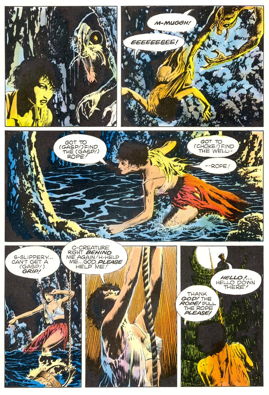 Read online Twisted Tales (1982) comic -  Issue #4 - 10