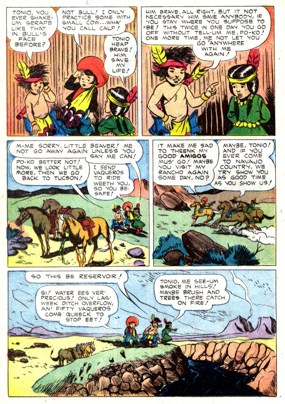 Four Color Comics issue 332 - Page 16