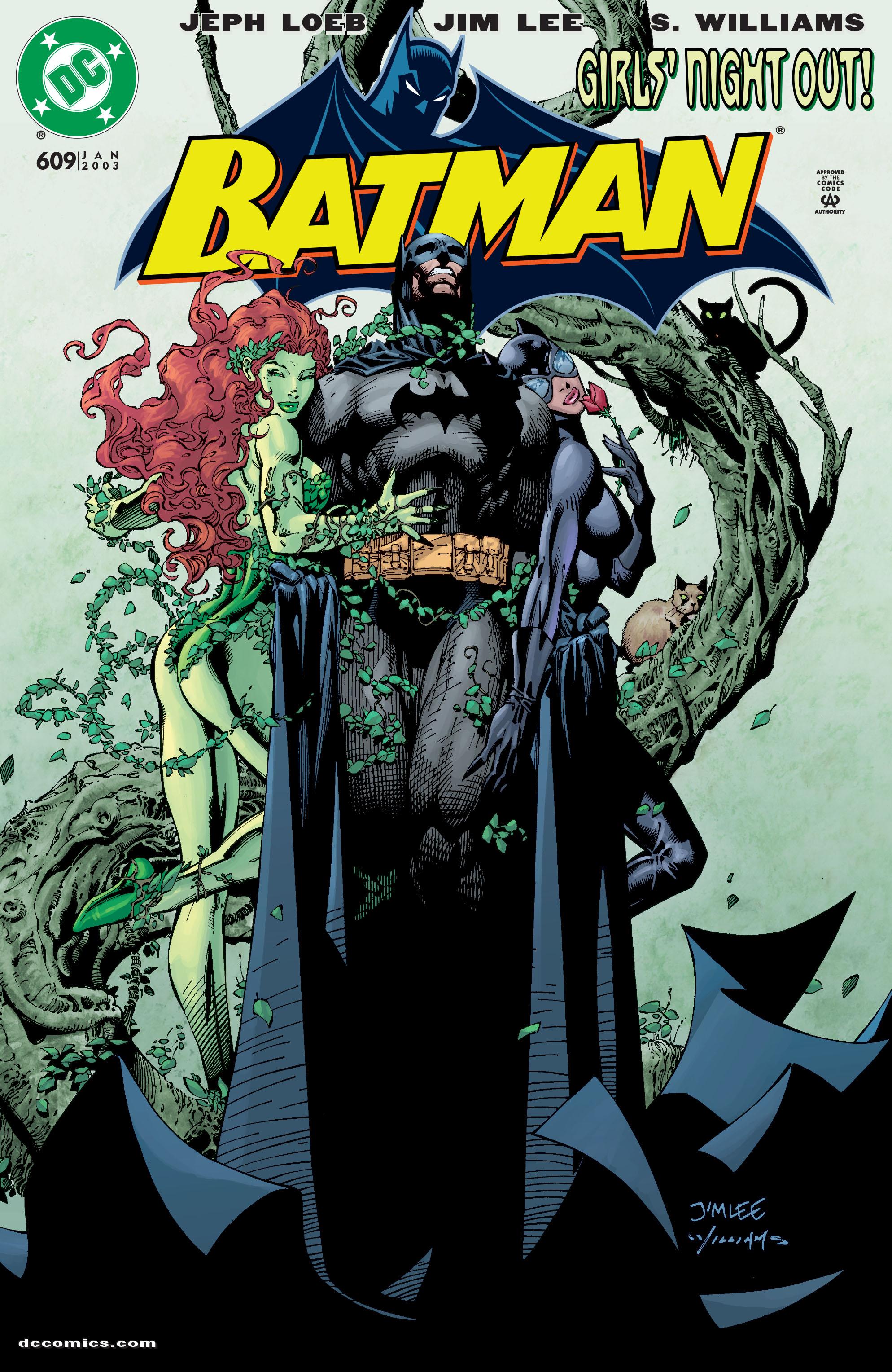 Batman (1940) 609 Page 1