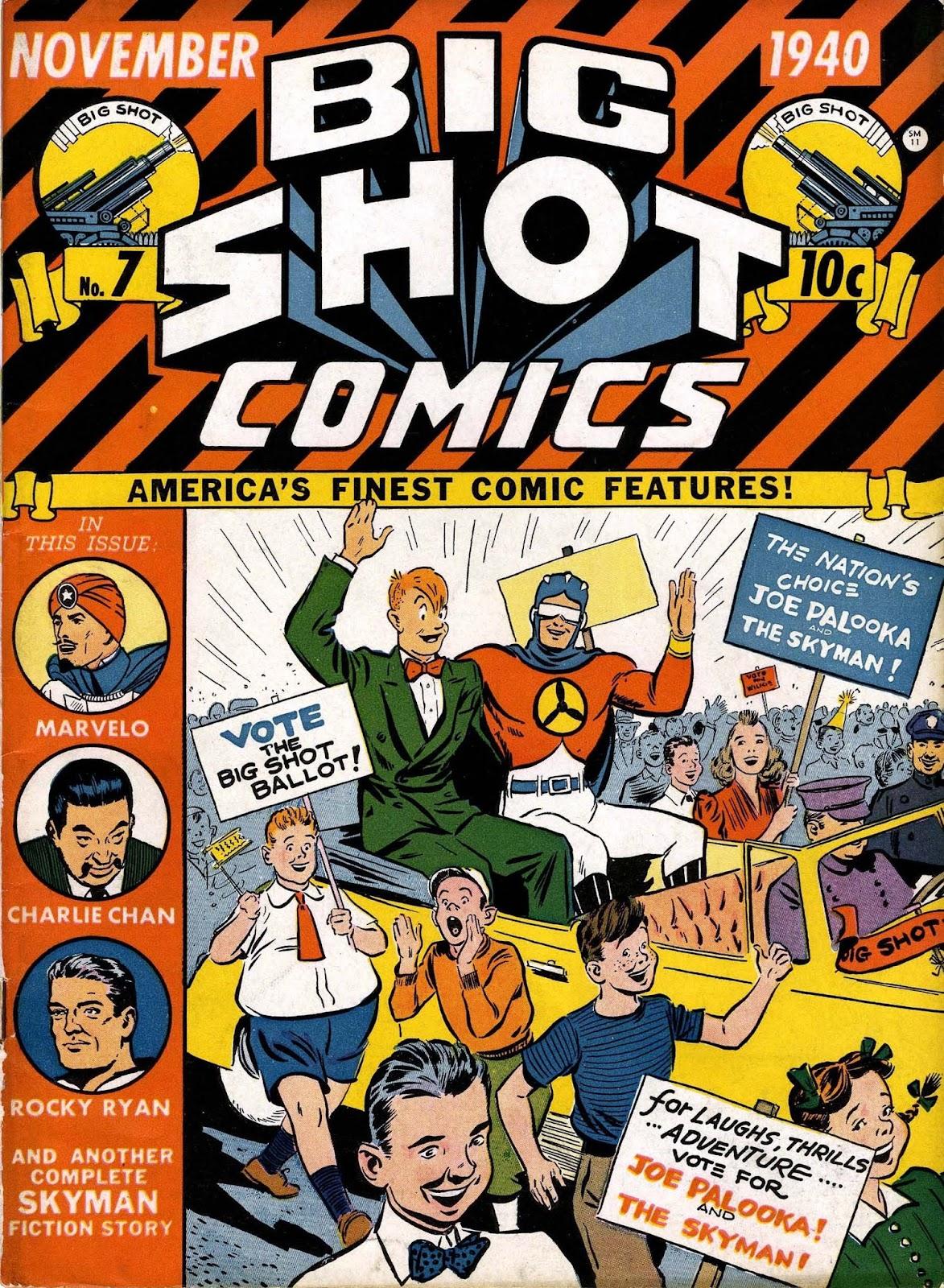 Big Shot 7 Page 1