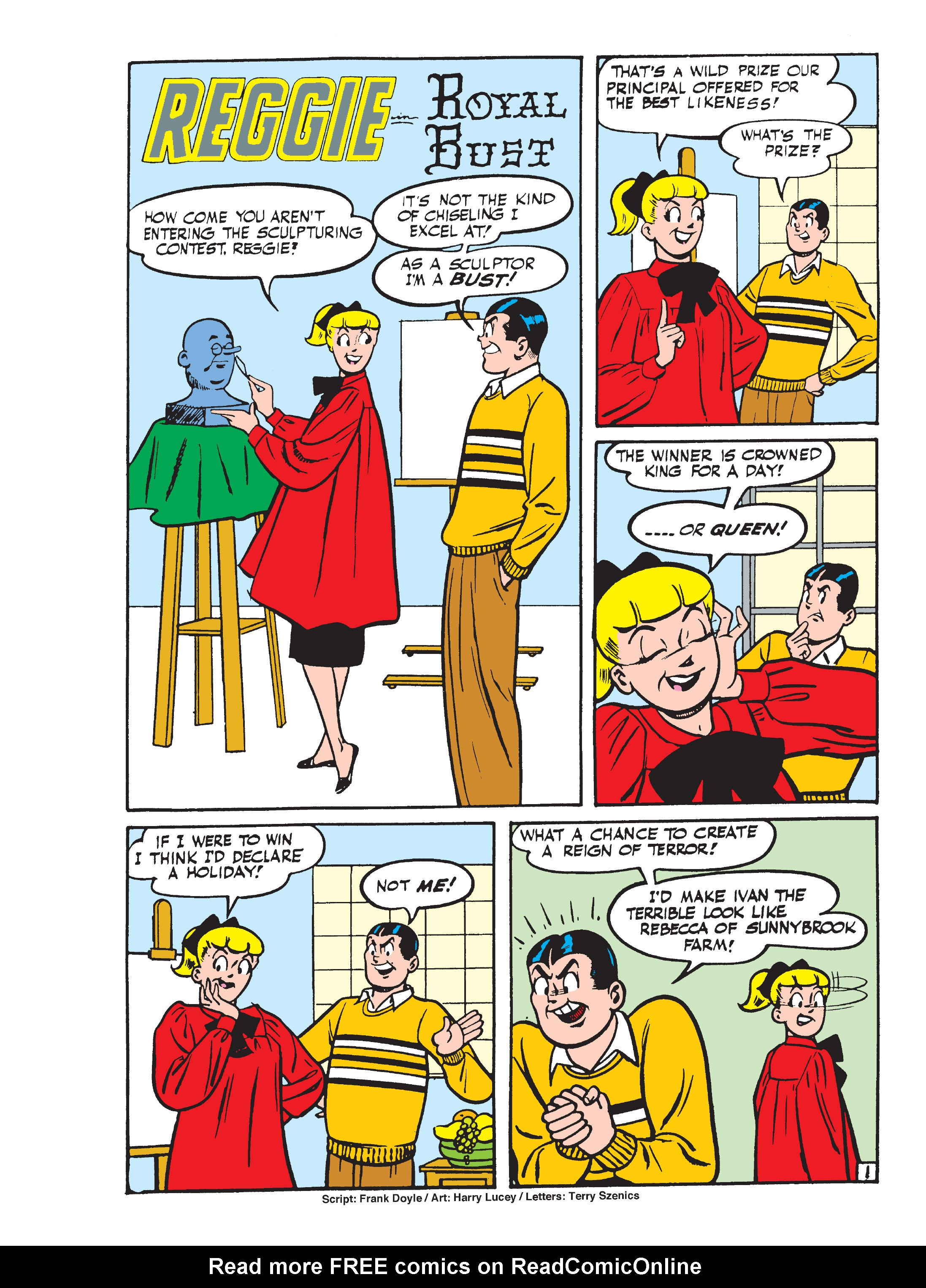 Read online World of Archie Double Digest comic -  Issue #55 - 134