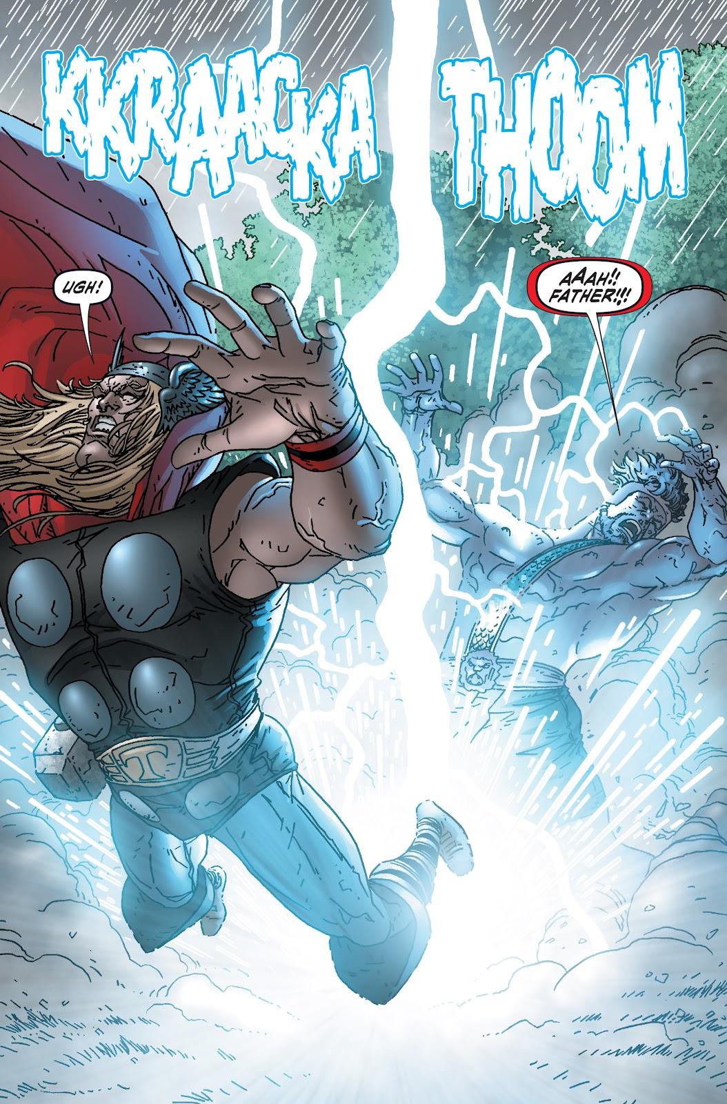 Read online Thor: Ragnaroks comic -  Issue # TPB (Part 1) - 74