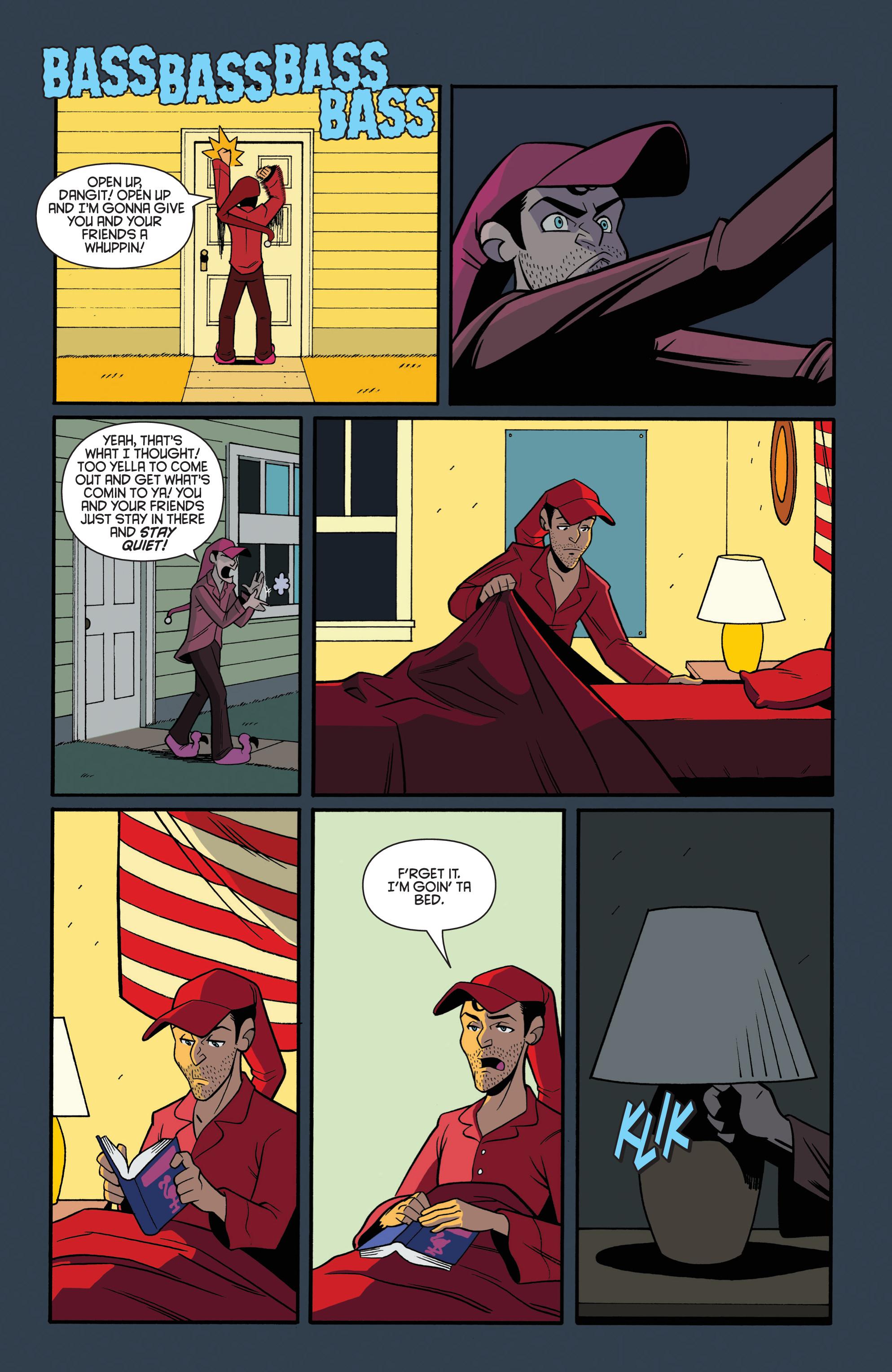 Read online Smosh comic -  Issue #5 - 29