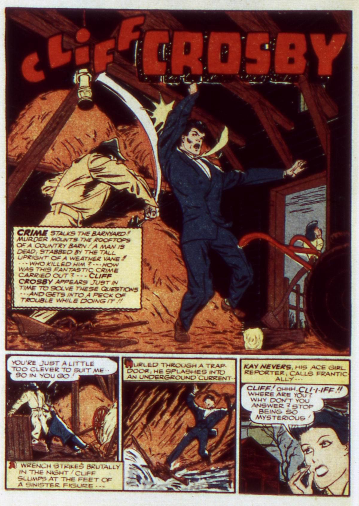 Detective Comics (1937) 61 Page 23