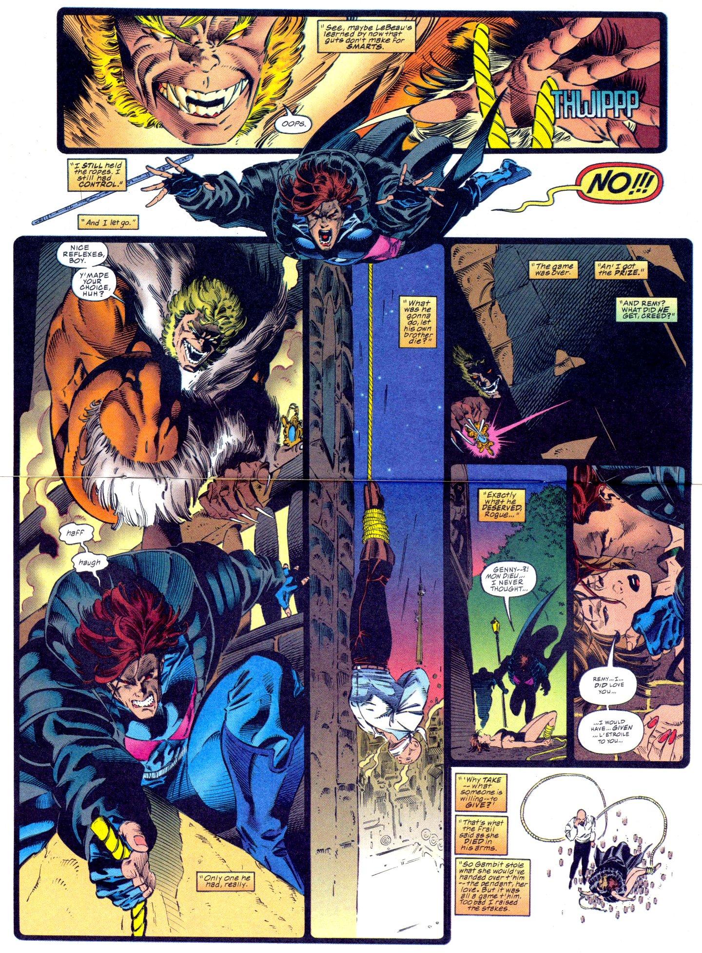 X-Men (1991) 33 Page 17