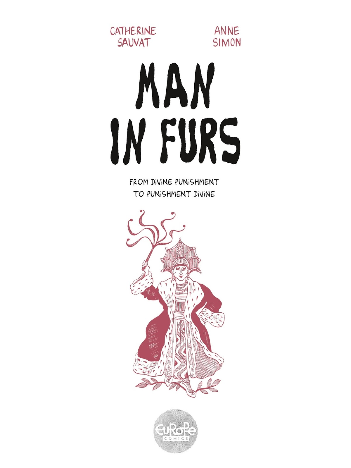 Man In Furs TPB Page 2