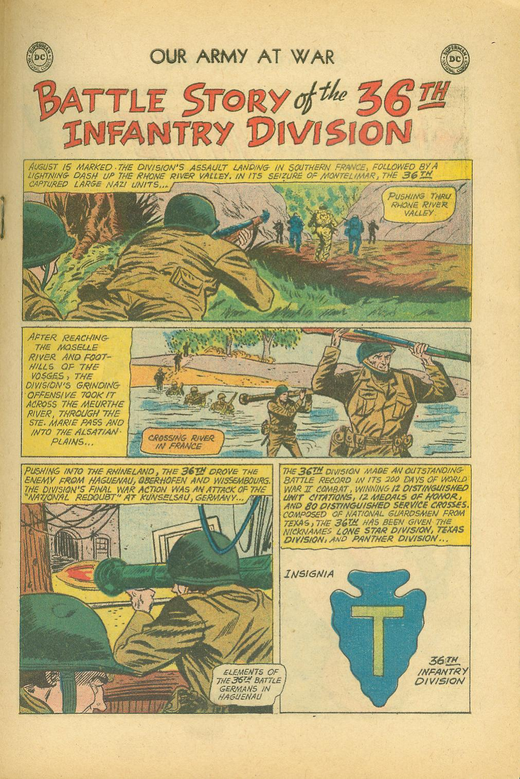 Our Army at War (1952) issue 100 - Page 19