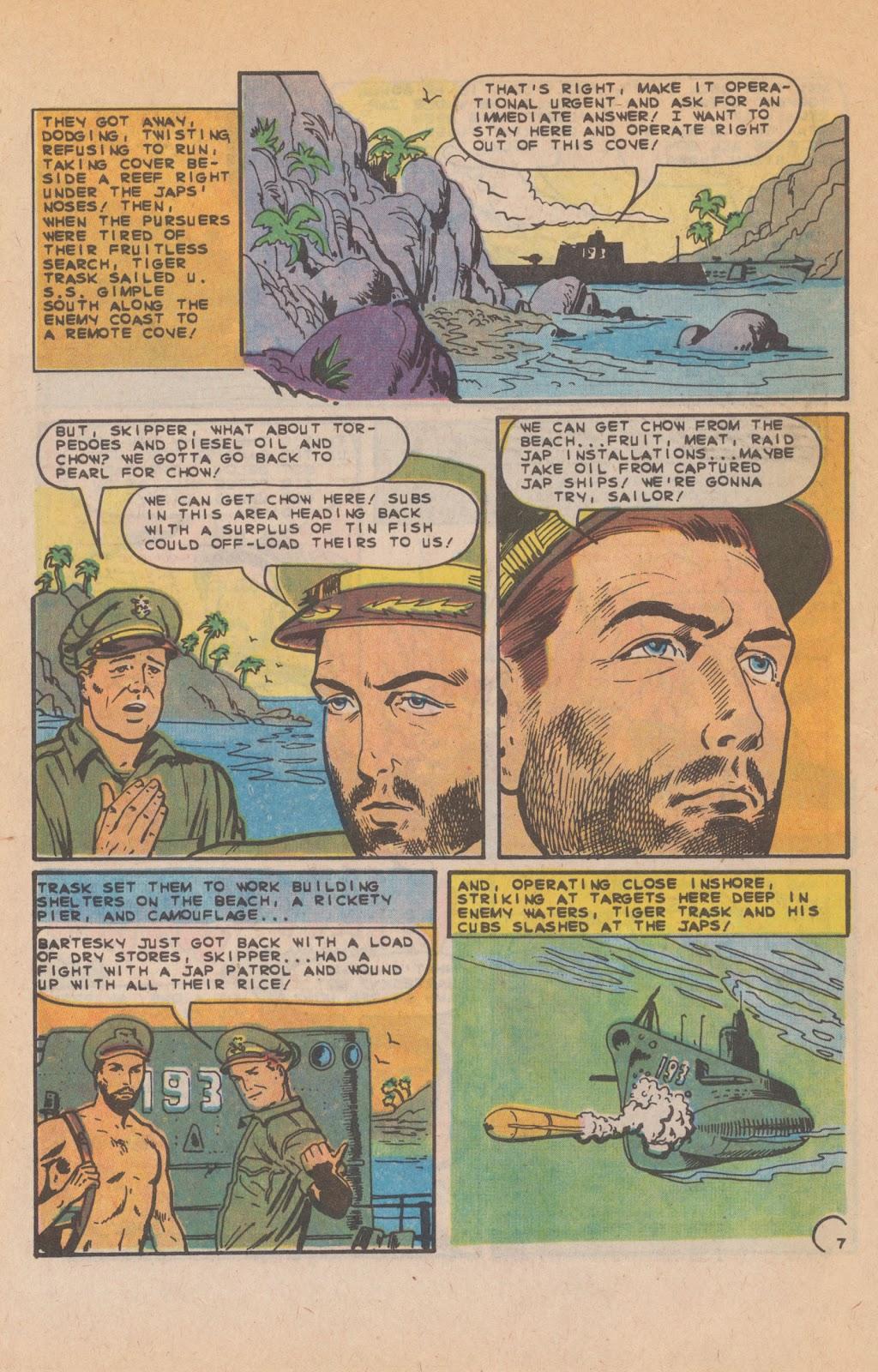 Read online Fightin' Navy comic -  Issue #132 - 10