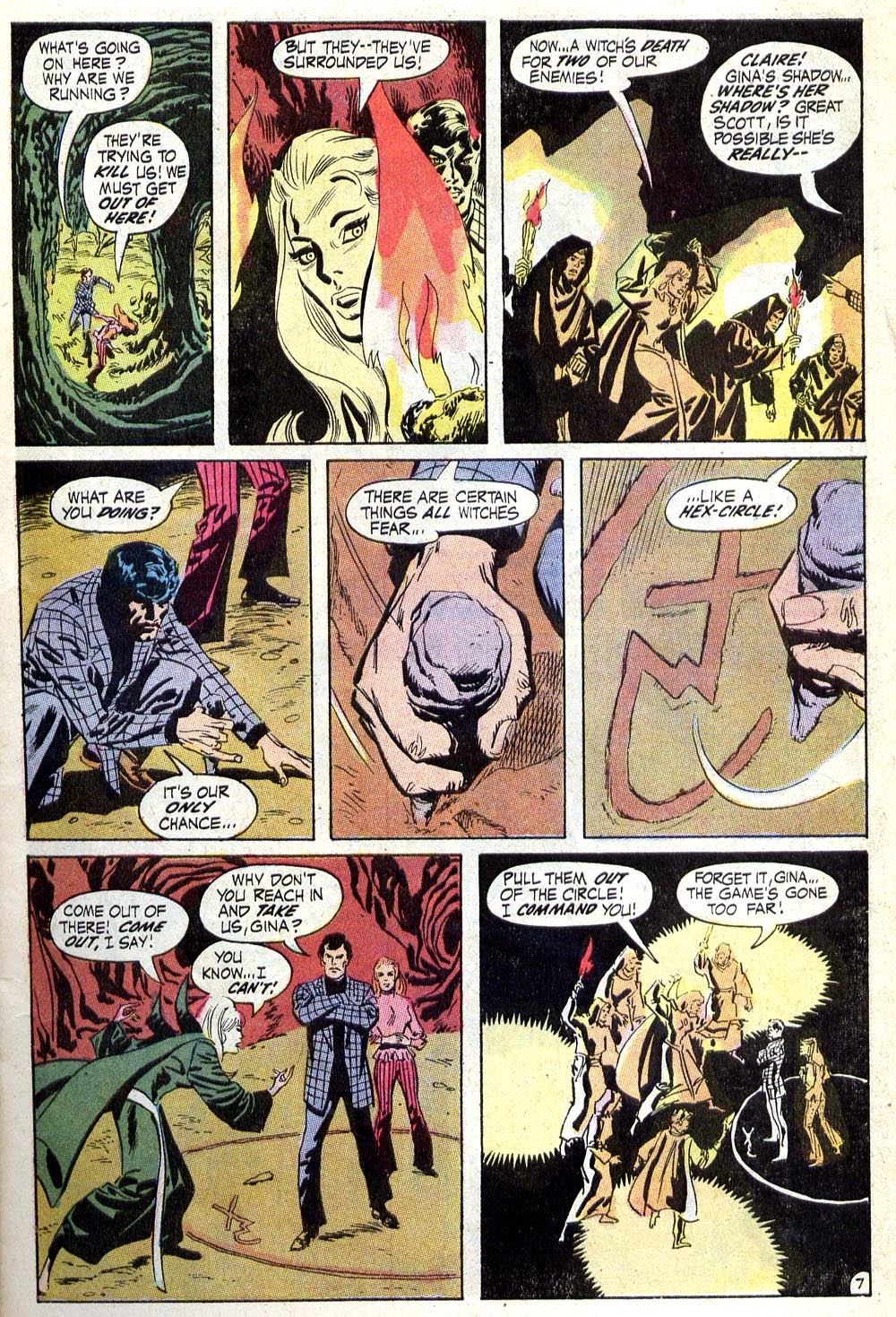 The Witching Hour (1969) issue 17 - Page 9