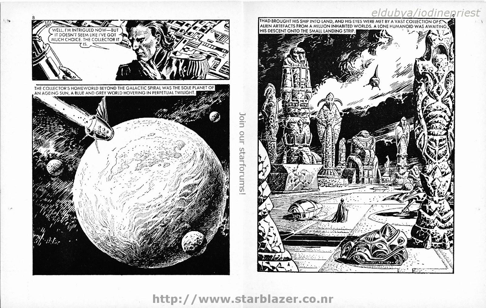 Starblazer issue 141 - Page 6