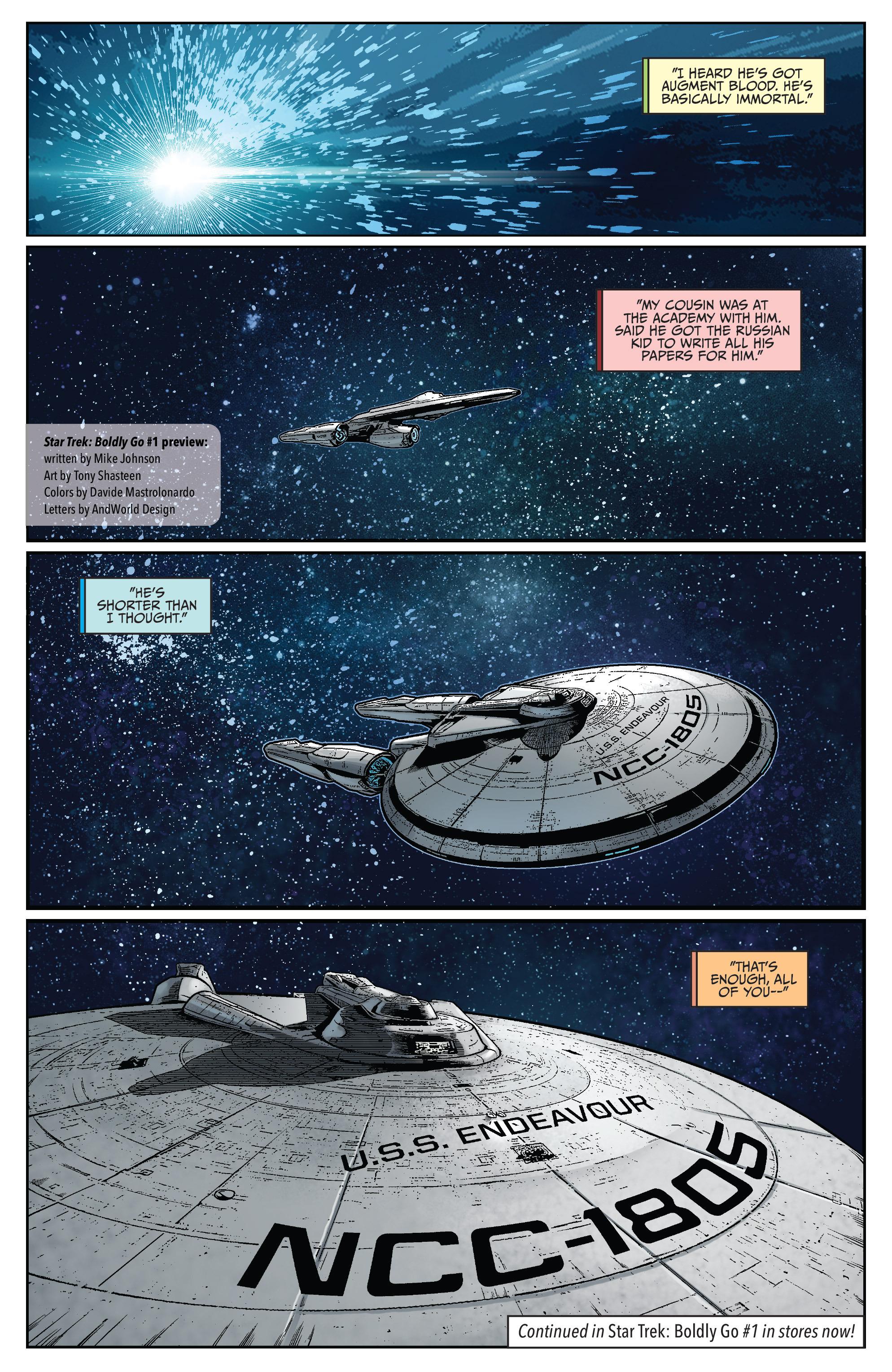 Read online Star Trek: Deviations comic -  Issue # Full - 35