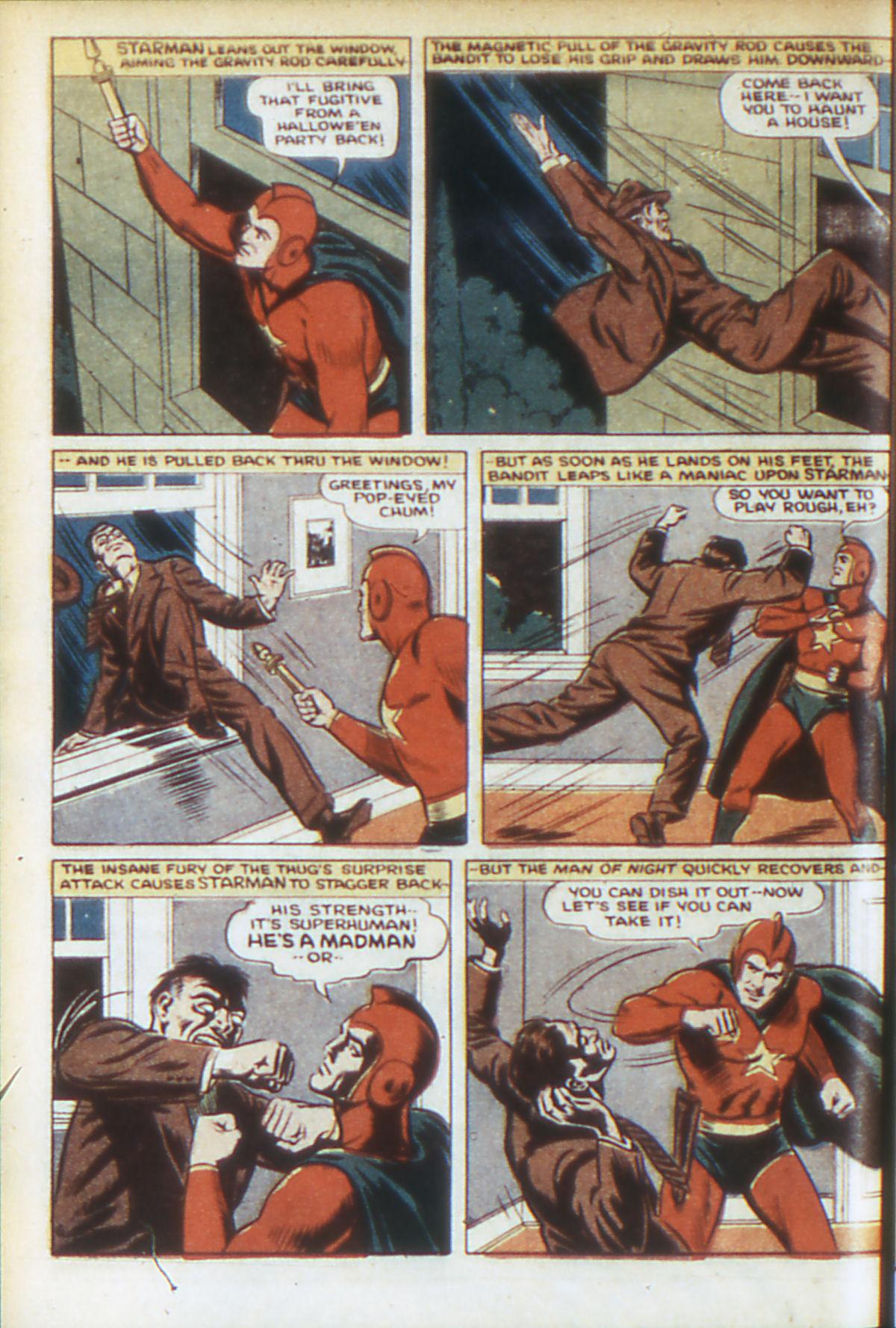 Read online Adventure Comics (1938) comic -  Issue #64 - 9