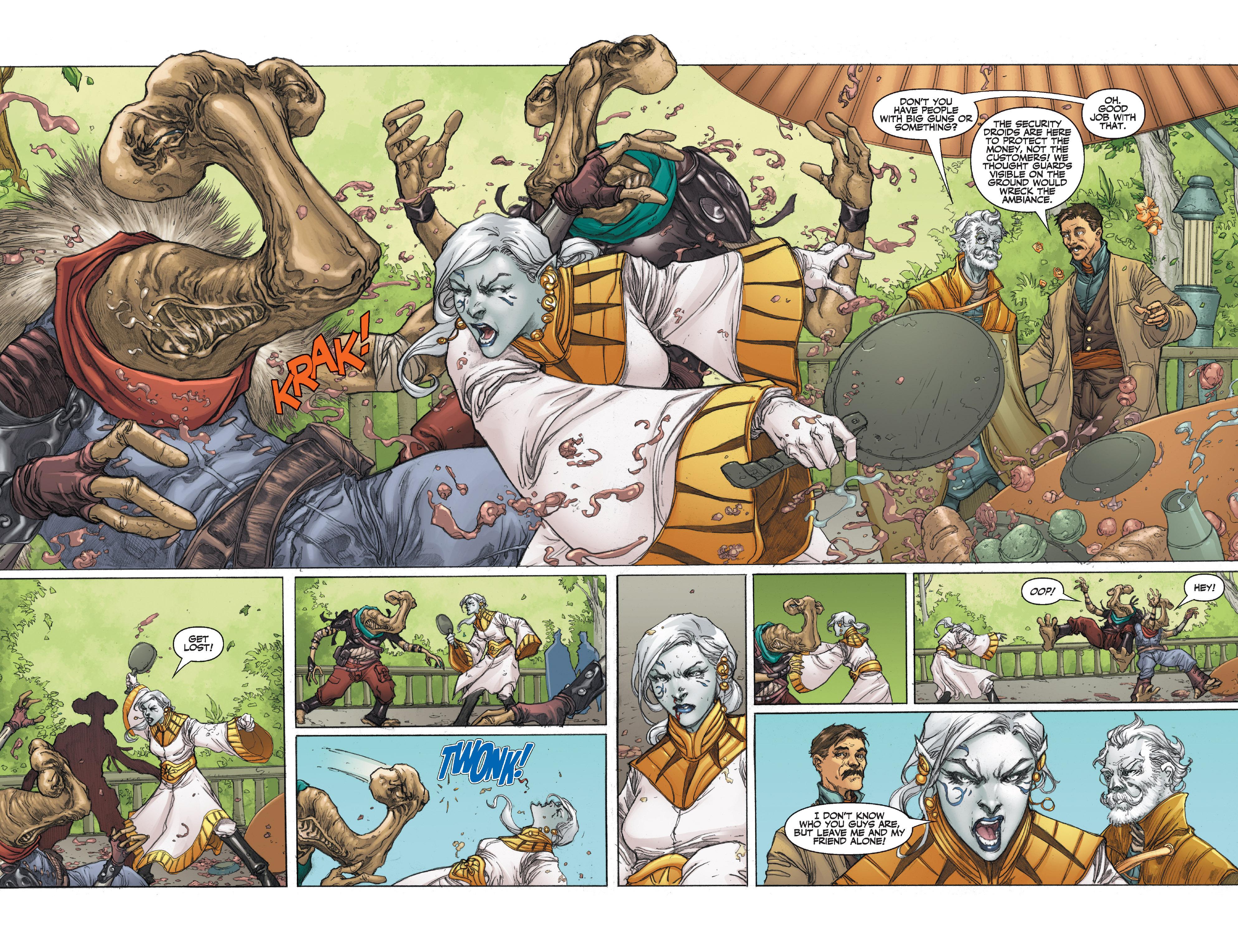 Read online Star Wars Omnibus comic -  Issue # Vol. 29 - 243