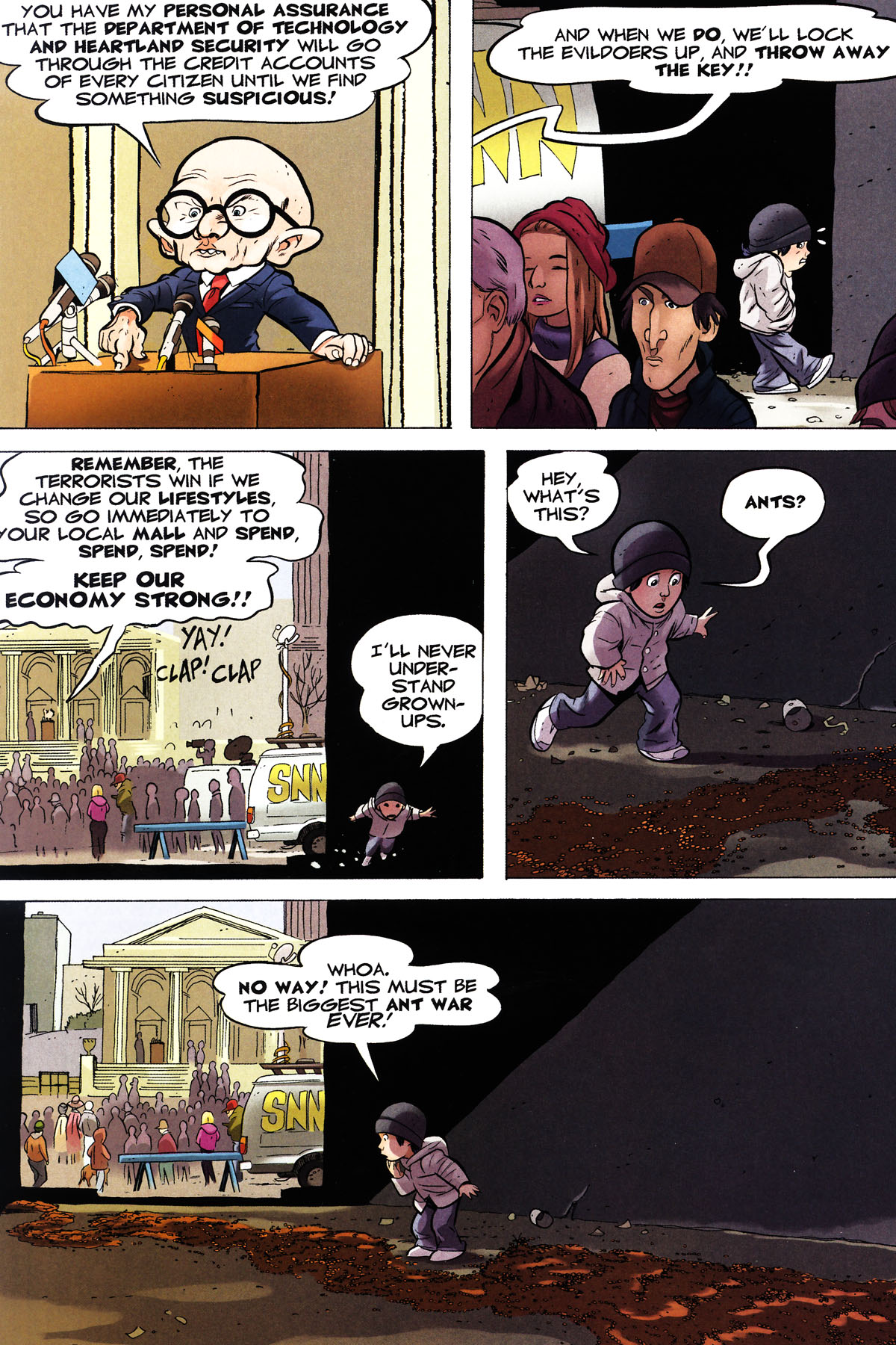 Read online Shazam!: The Monster Society of Evil comic -  Issue #2 - 11
