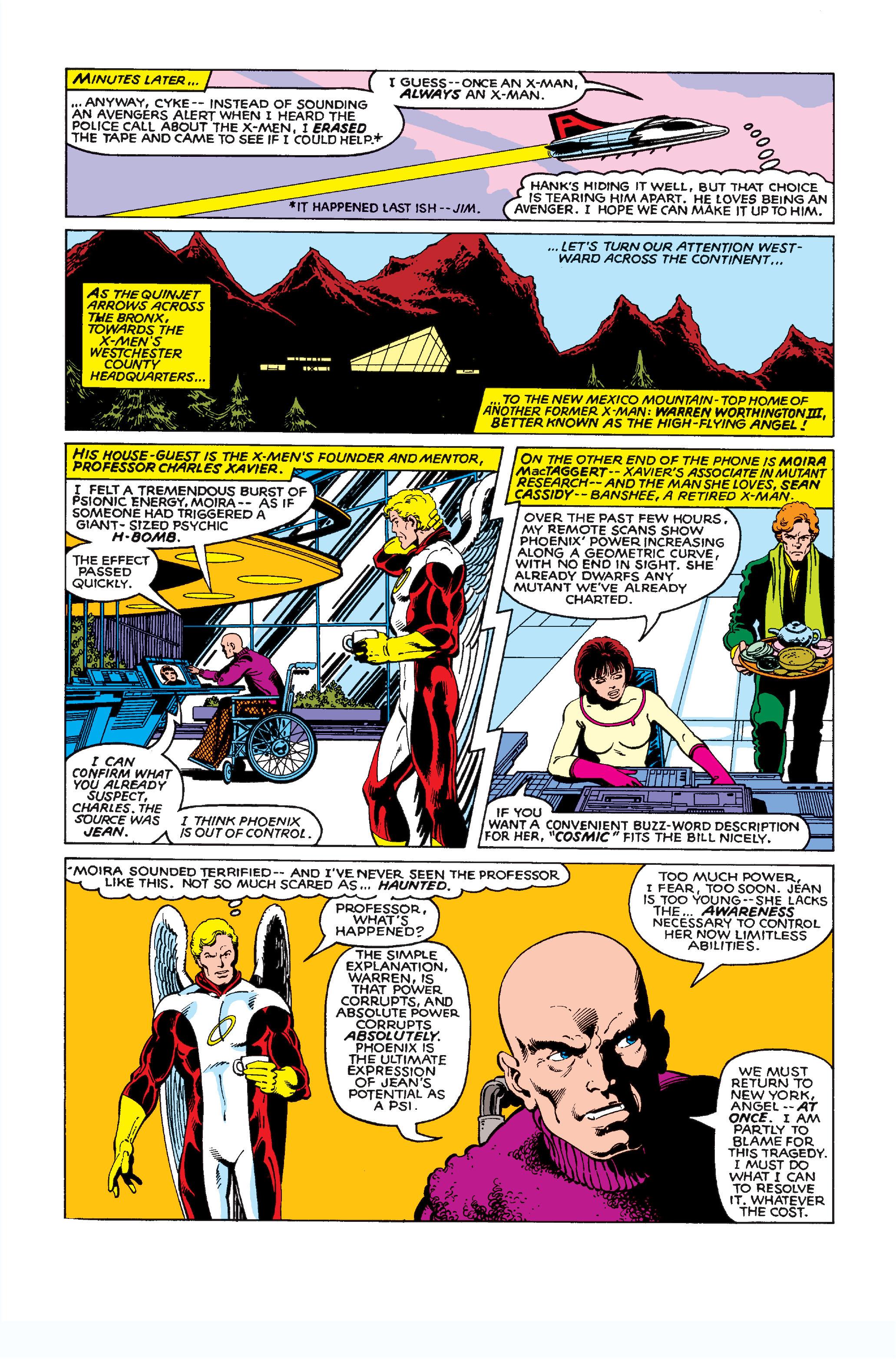 Read online Uncanny X-Men (1963) comic -  Issue #135 - 11