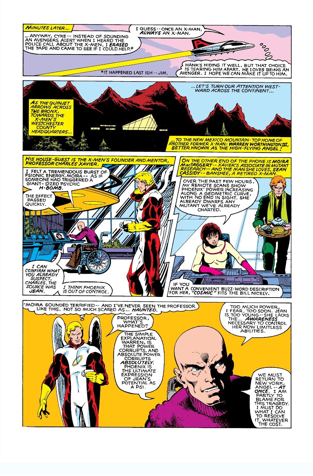 Uncanny X-Men (1963) issue 135 - Page 11