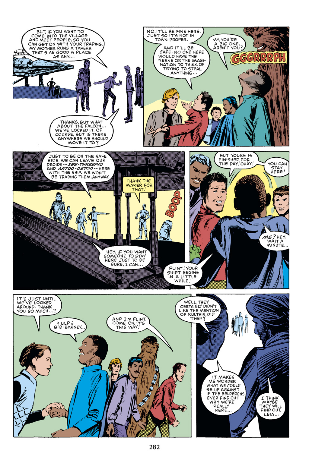 Read online Star Wars Omnibus comic -  Issue # Vol. 18.5 - 2