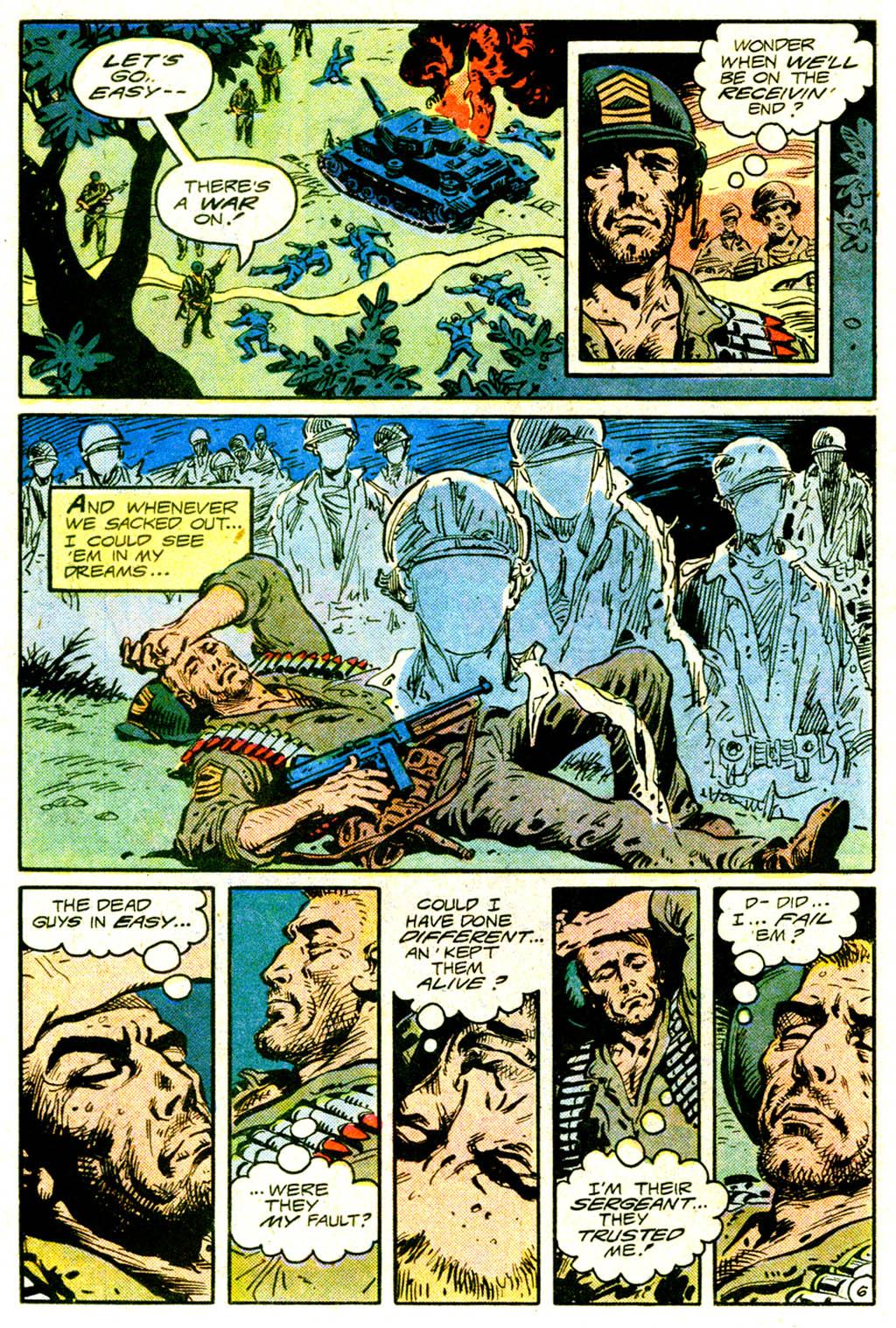 Read online Sgt. Rock comic -  Issue #375 - 9