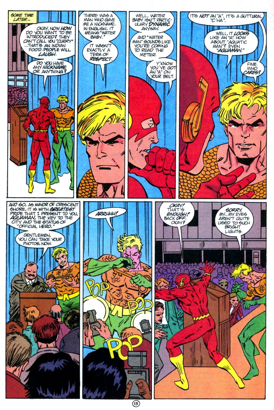 Aquaman: Time and Tide 1 Page 16