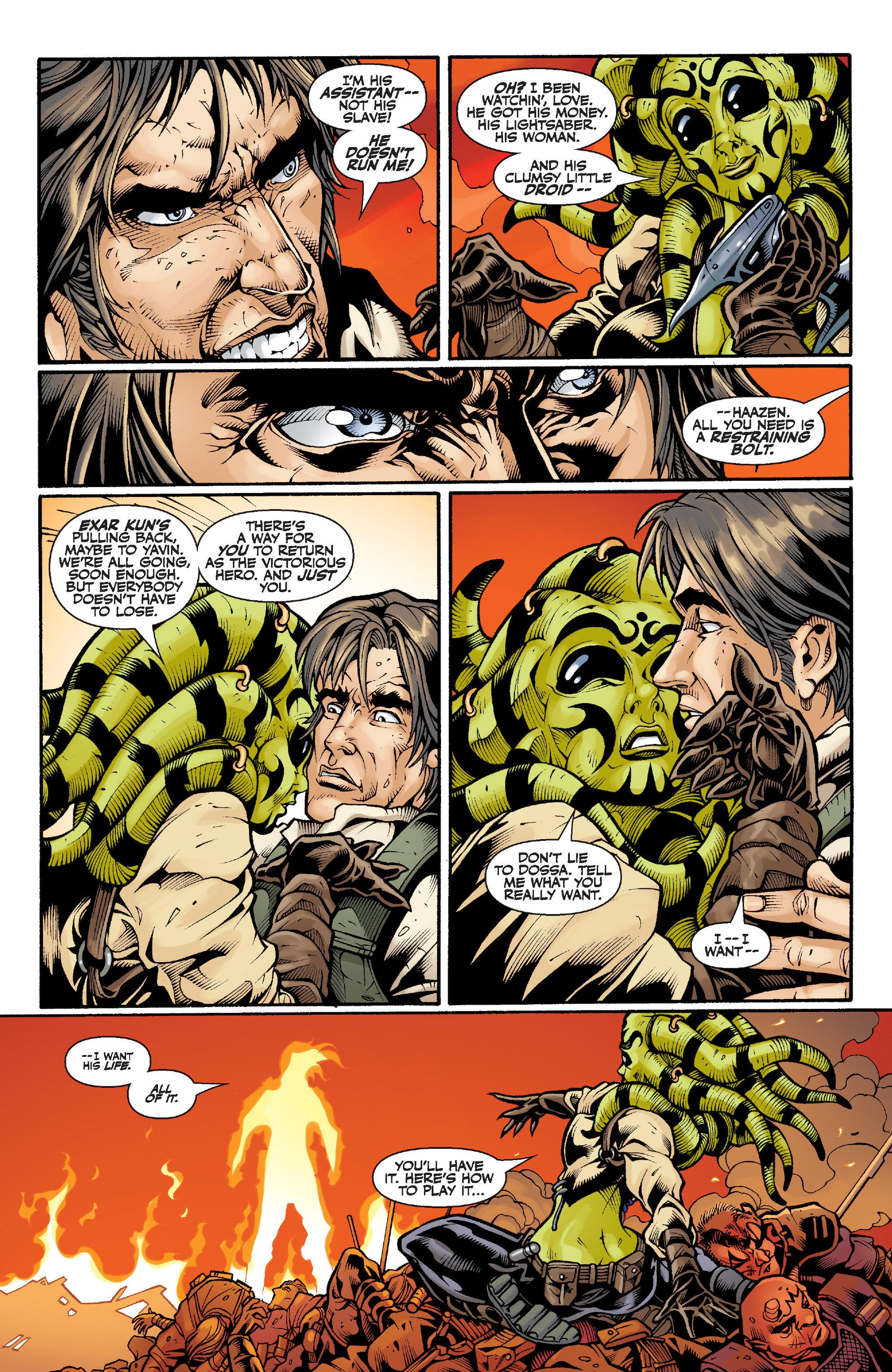 Read online Star Wars Omnibus comic -  Issue # Vol. 32 - 340