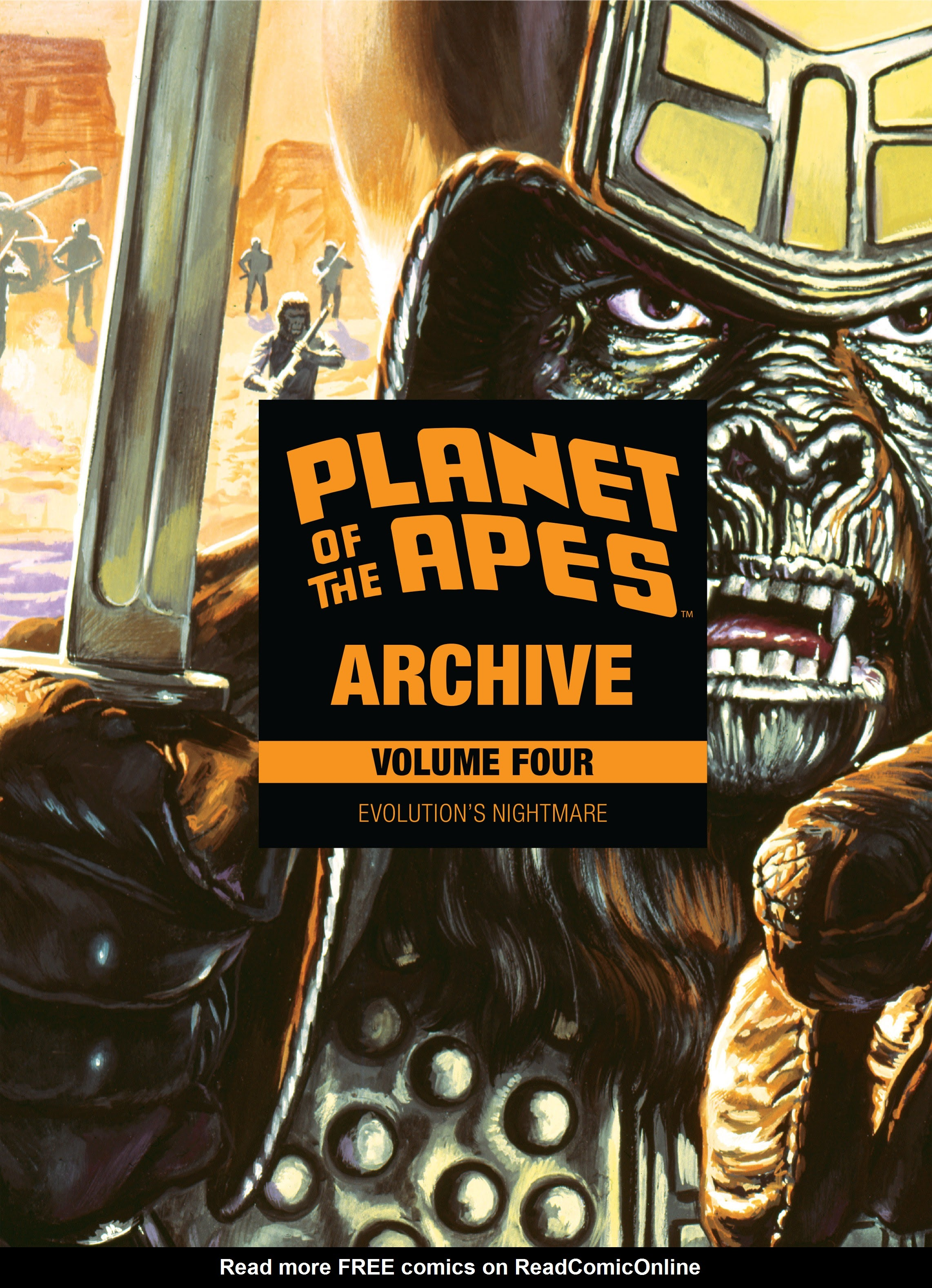 Planet of the Apes: Archive TPB_4_(Part_1) Page 1