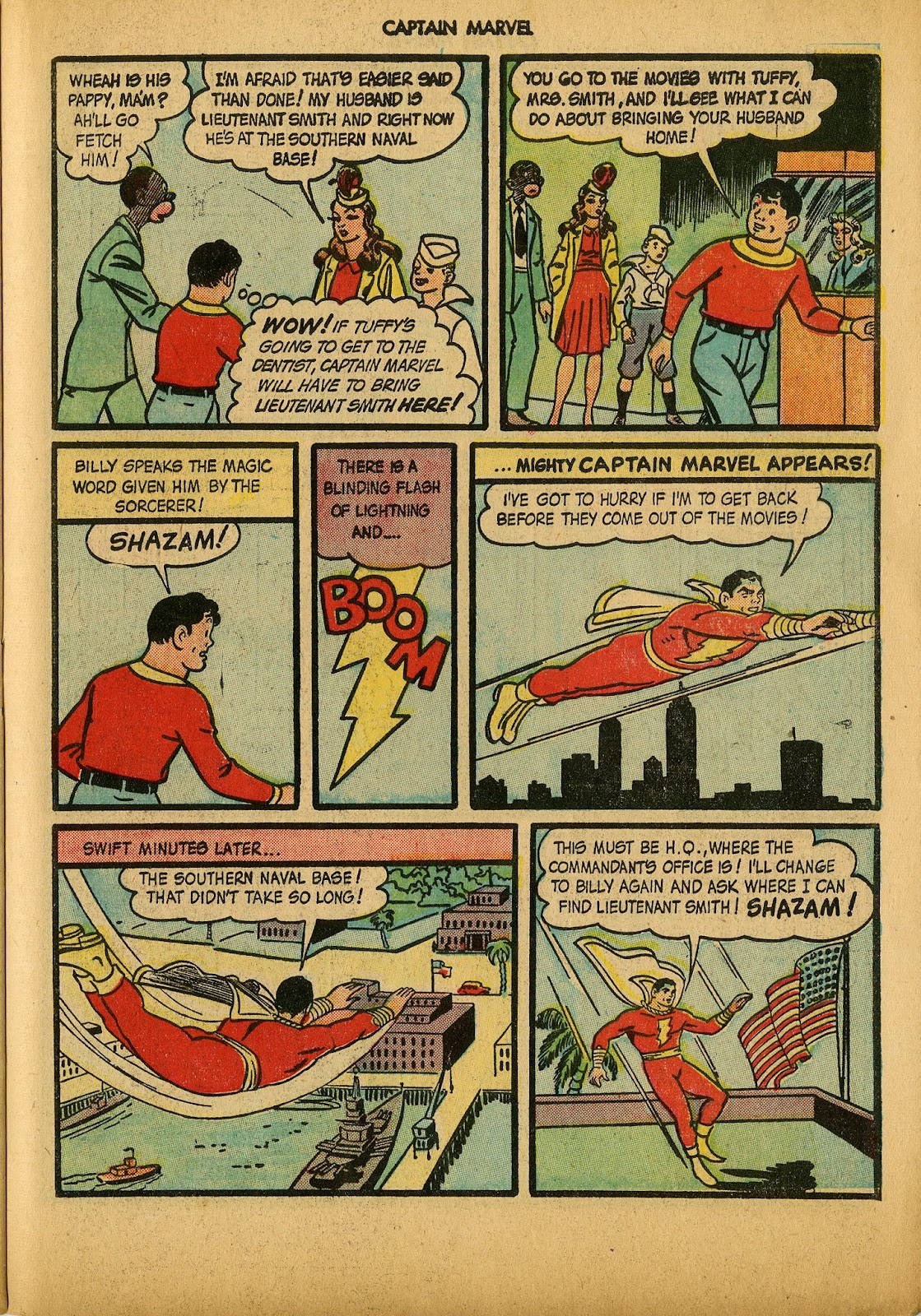 Captain Marvel Adventures issue 36 - Page 31