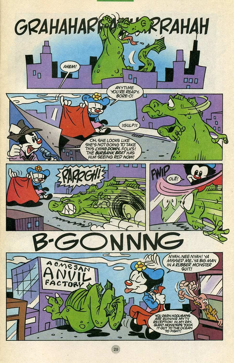 Animaniacs (1995) issue 13 - Page 30