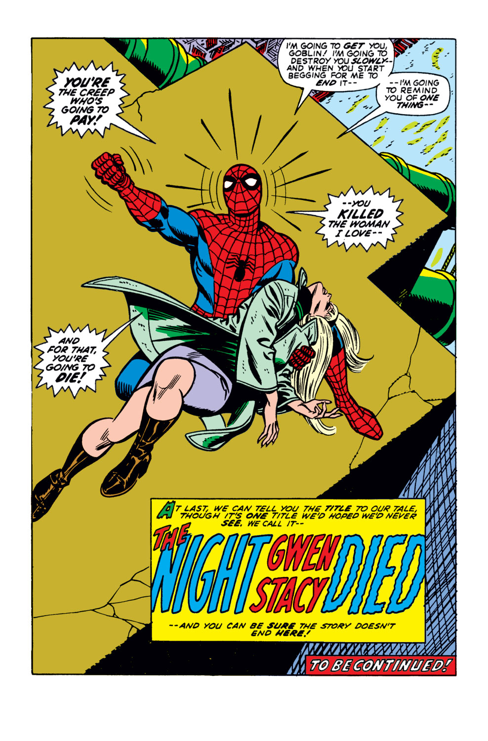 The Amazing Spider-Man (1963) 121 Page 20