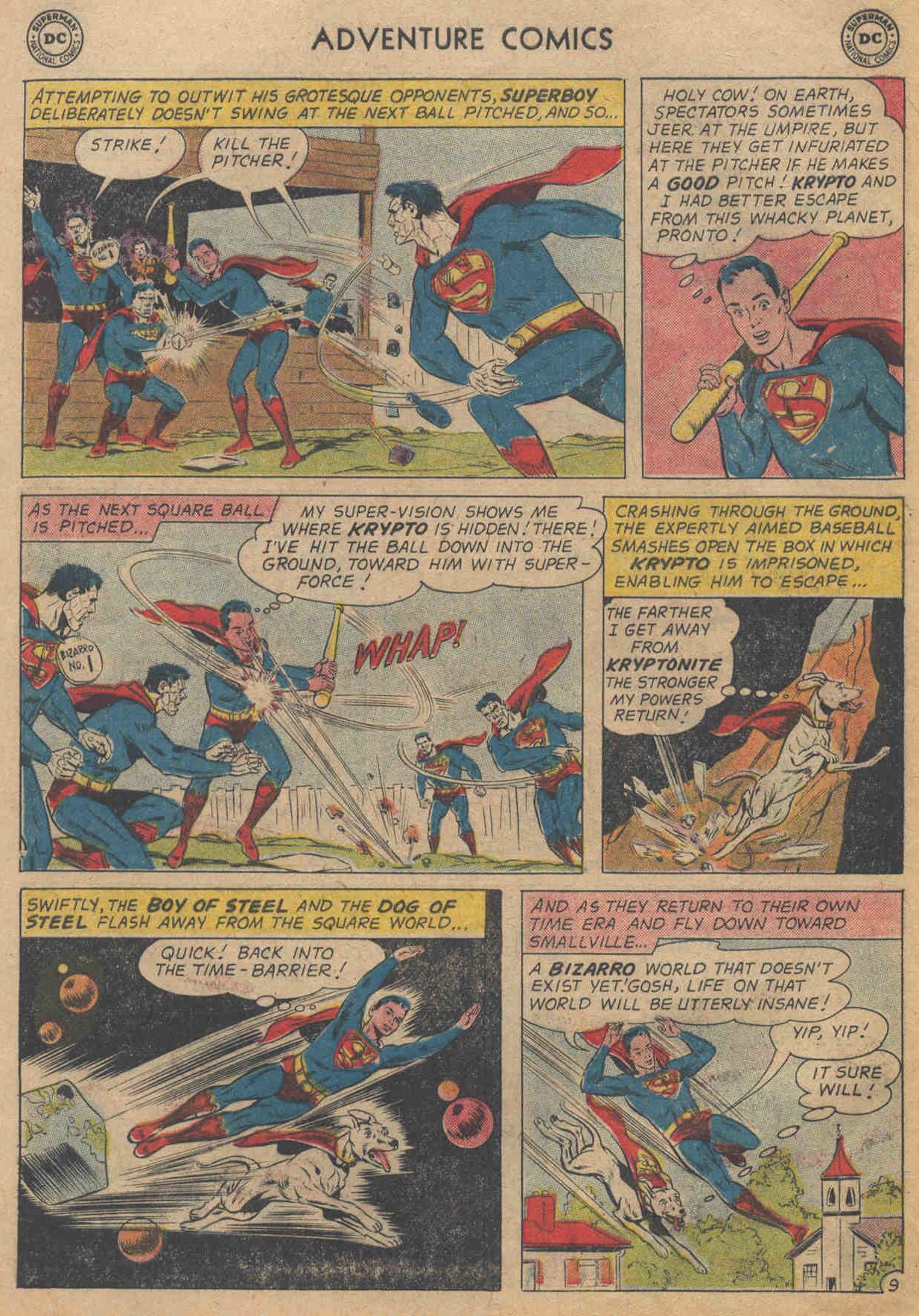 Read online Adventure Comics (1938) comic -  Issue #285 - 28