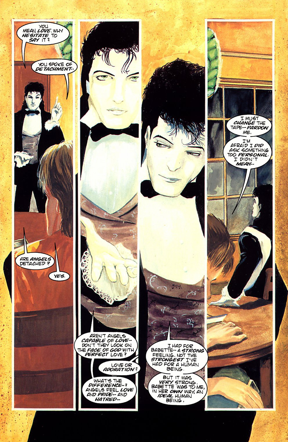 Read online Anne Rice's Interview with the Vampire comic -  Issue #2 - 23