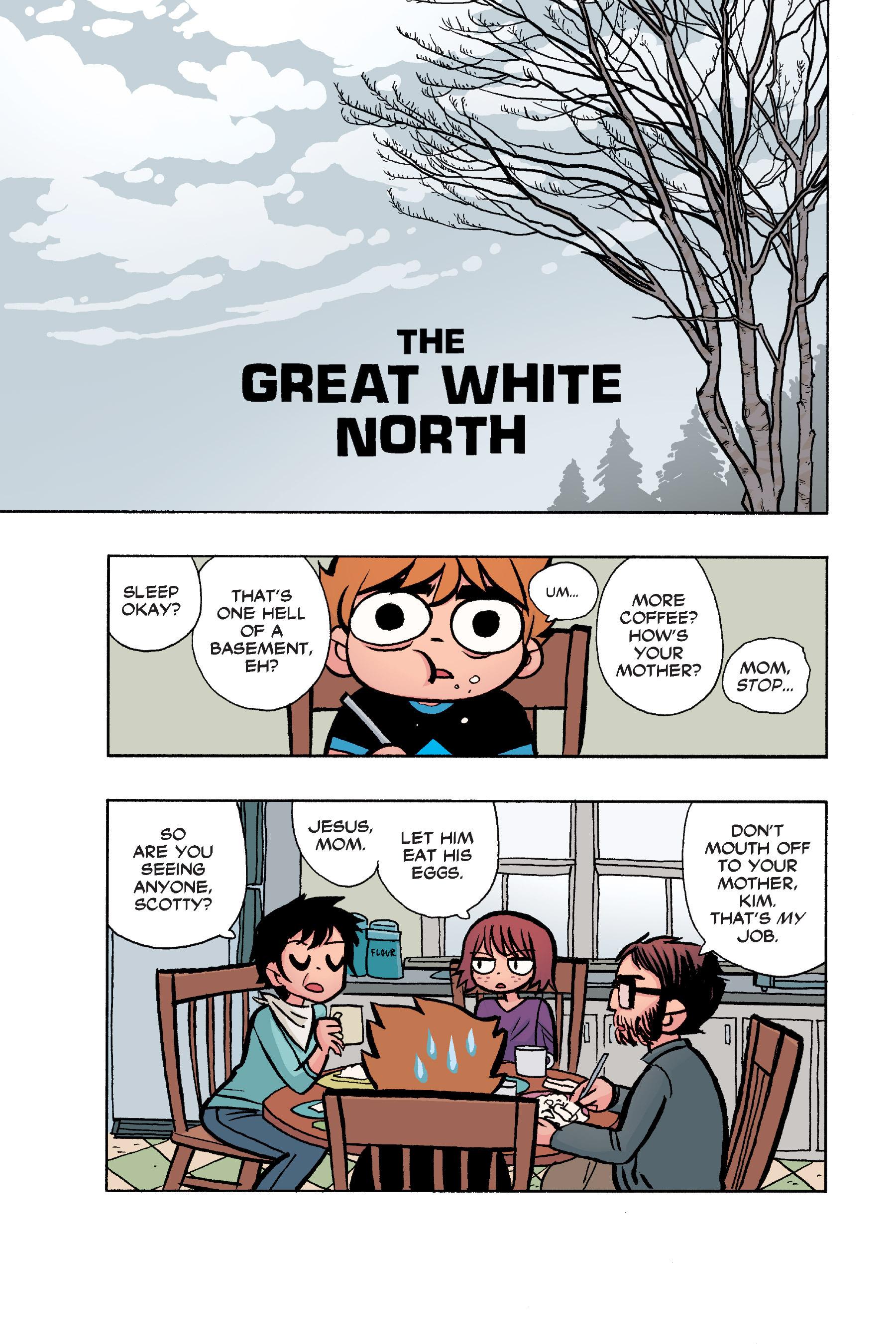 Read online Scott Pilgrim comic -  Issue #6 - 62
