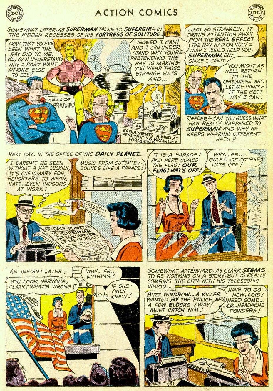 Action Comics (1938) 275 Page 9