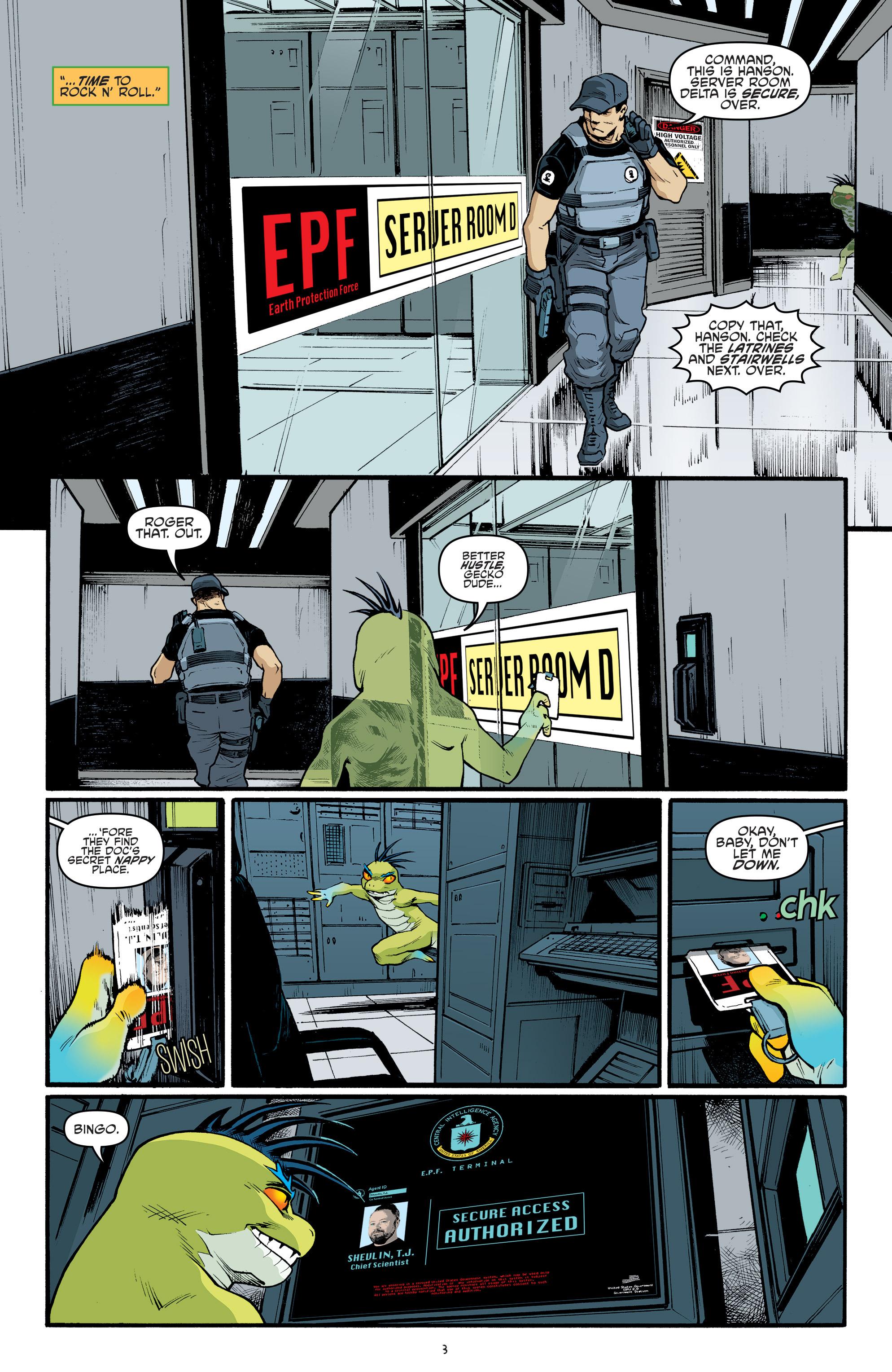 Read online Teenage Mutant Ninja Turtles (2011) comic -  Issue #69 - 5