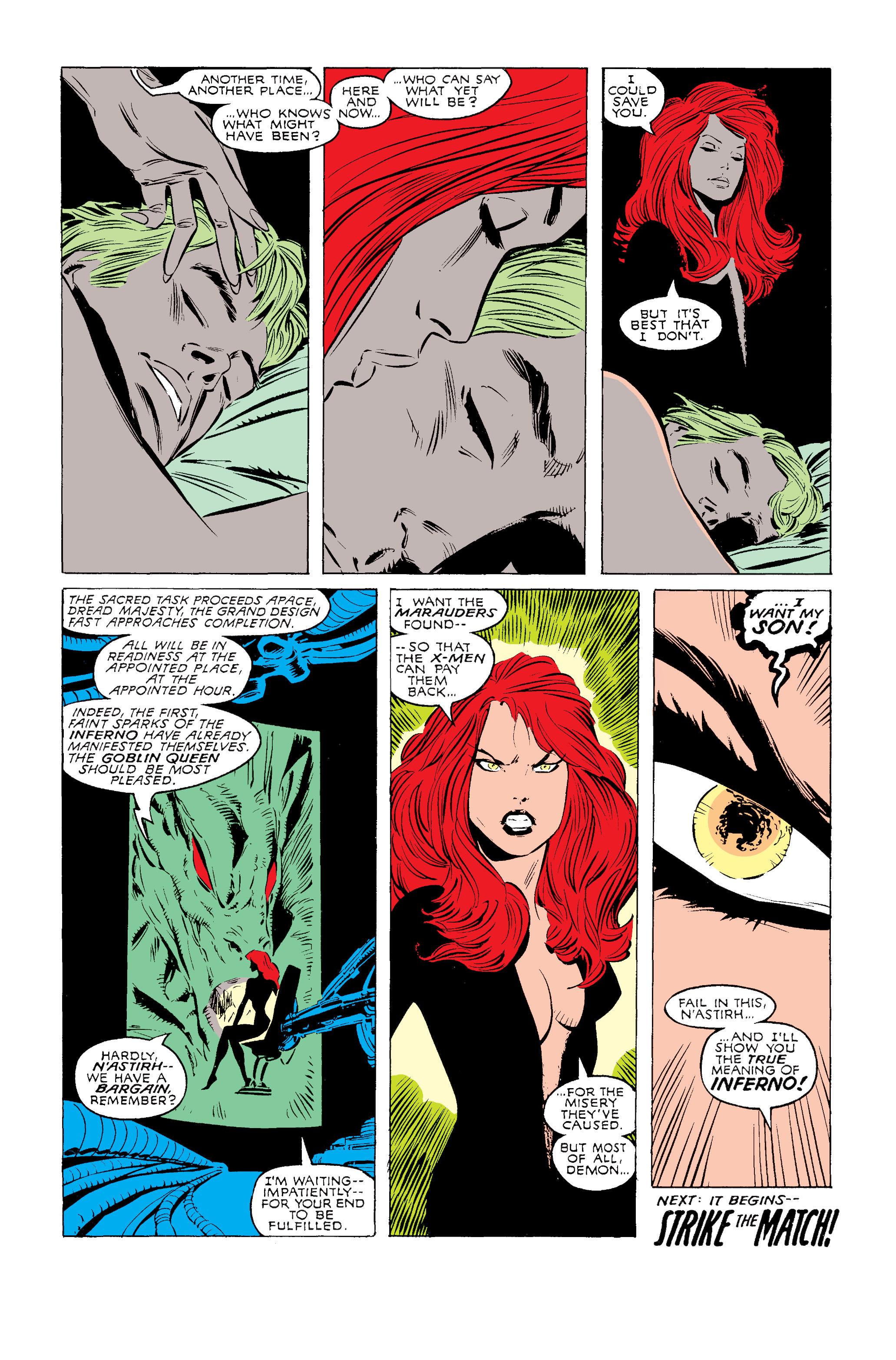 Read online Uncanny X-Men (1963) comic -  Issue #239 - 23