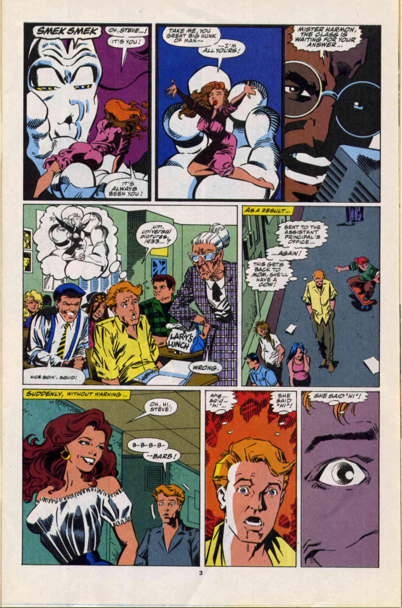 Read online Slapstick comic -  Issue #3 - 4