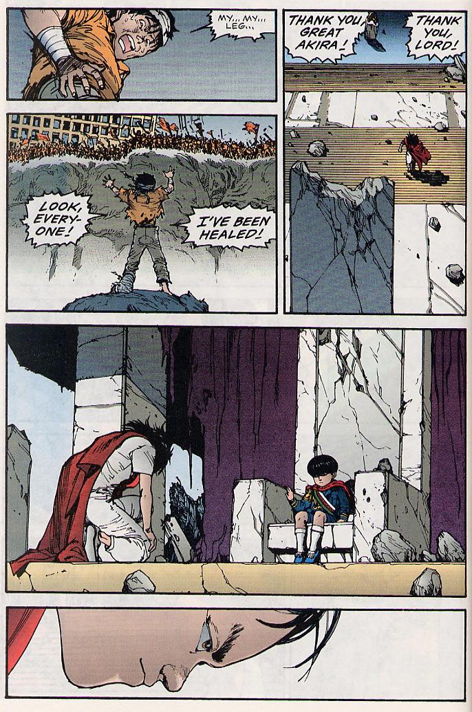 Read online Akira comic -  Issue #17 - 25