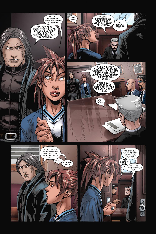 Read online Amazing Fantasy (2004) comic -  Issue #4 - 20