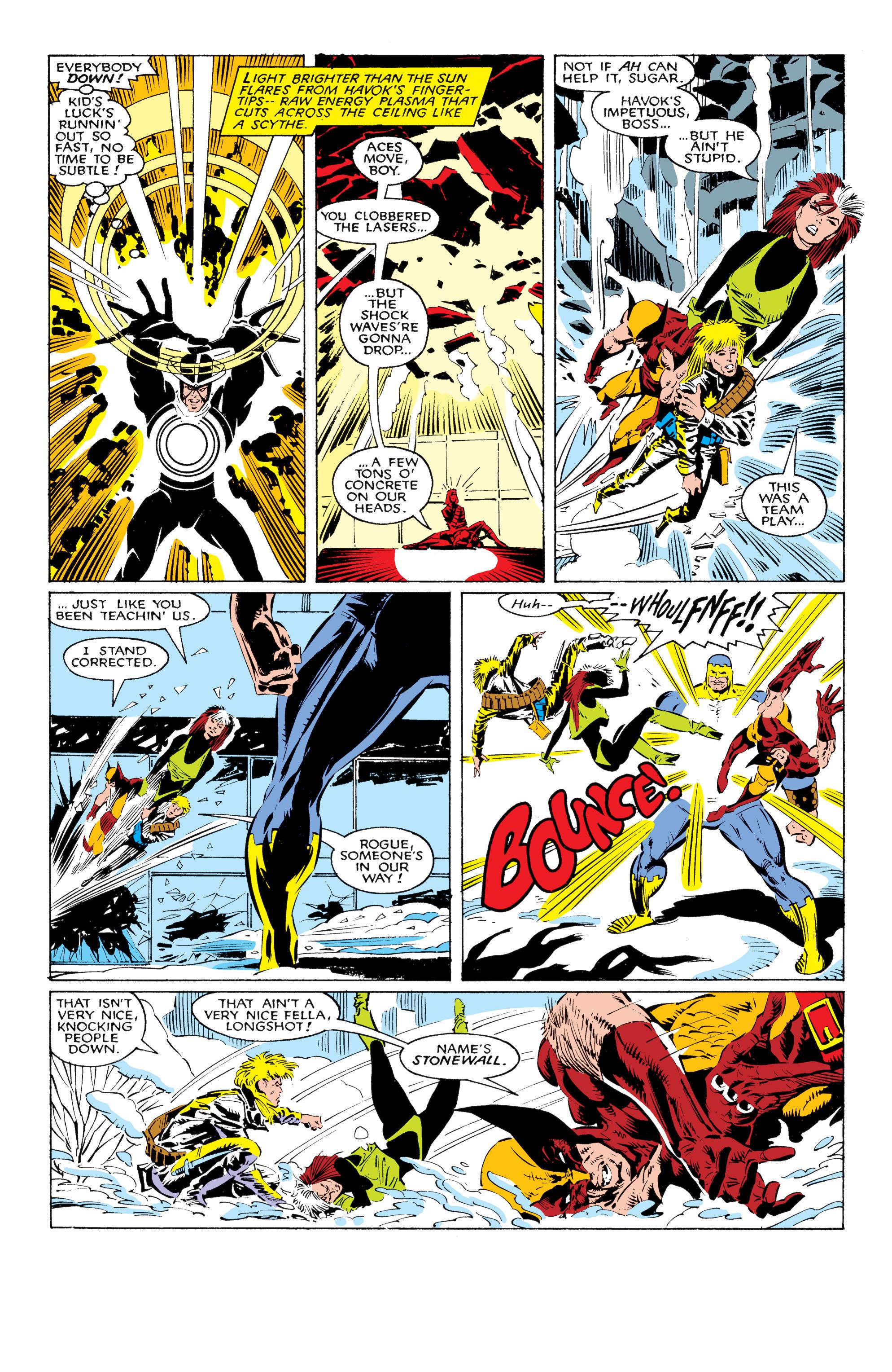 Read online Uncanny X-Men (1963) comic -  Issue #225 - 16