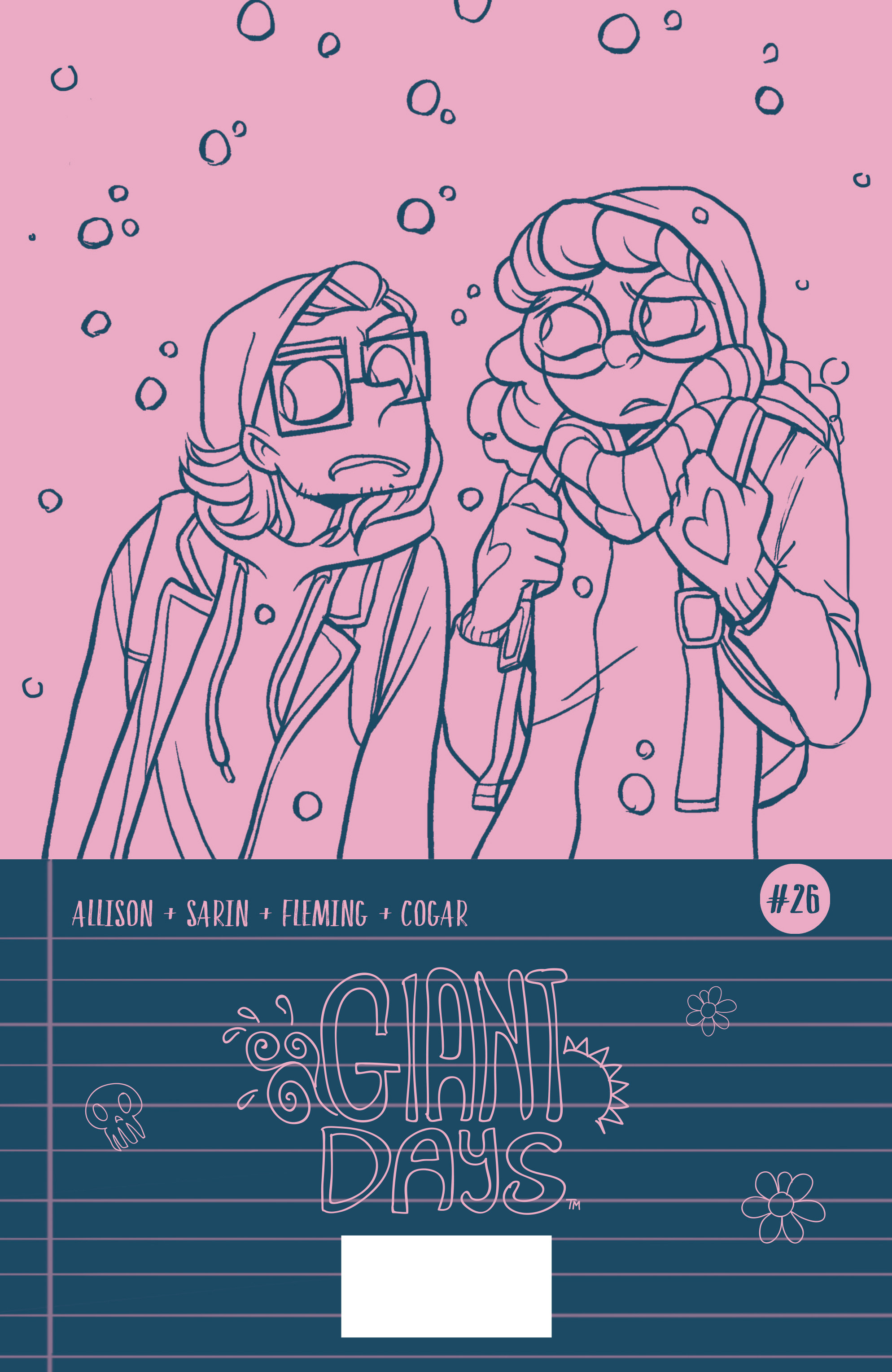 Read online Giant Days (2015) comic -  Issue #26 - 29