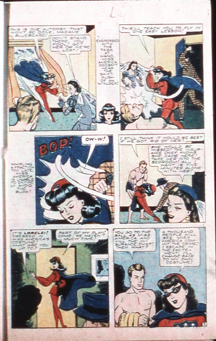 Marvel Mystery Comics (1939) issue 64 - Page 31