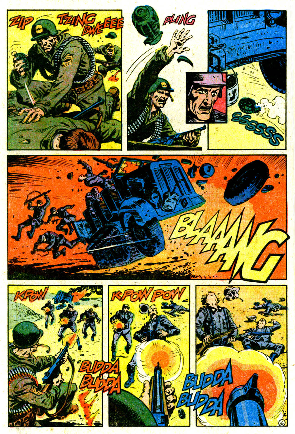 Read online Sgt. Rock comic -  Issue #334 - 9