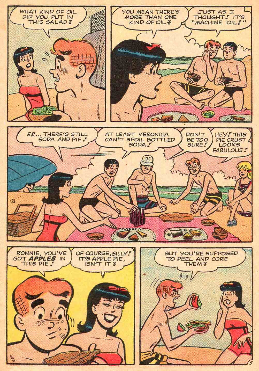 Read online Archie's Girls Betty and Veronica comic -  Issue #130 - 43